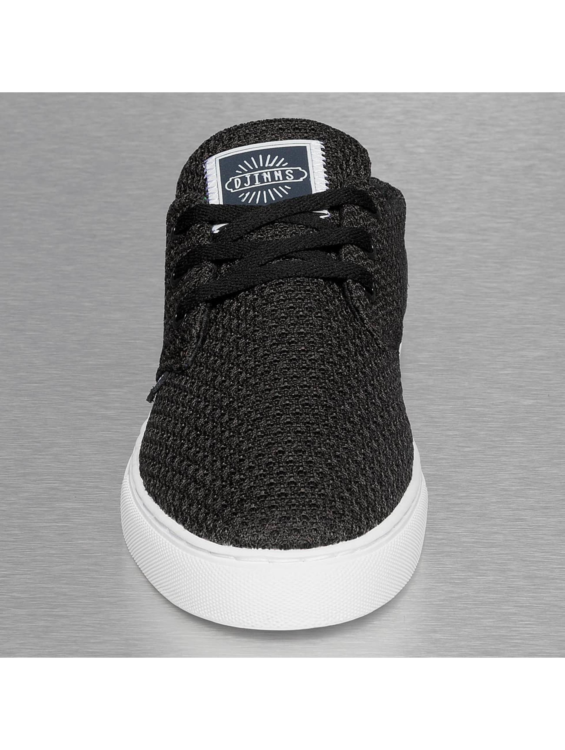 Djinns sneaker LOWLAU20SUMMERMESH zwart