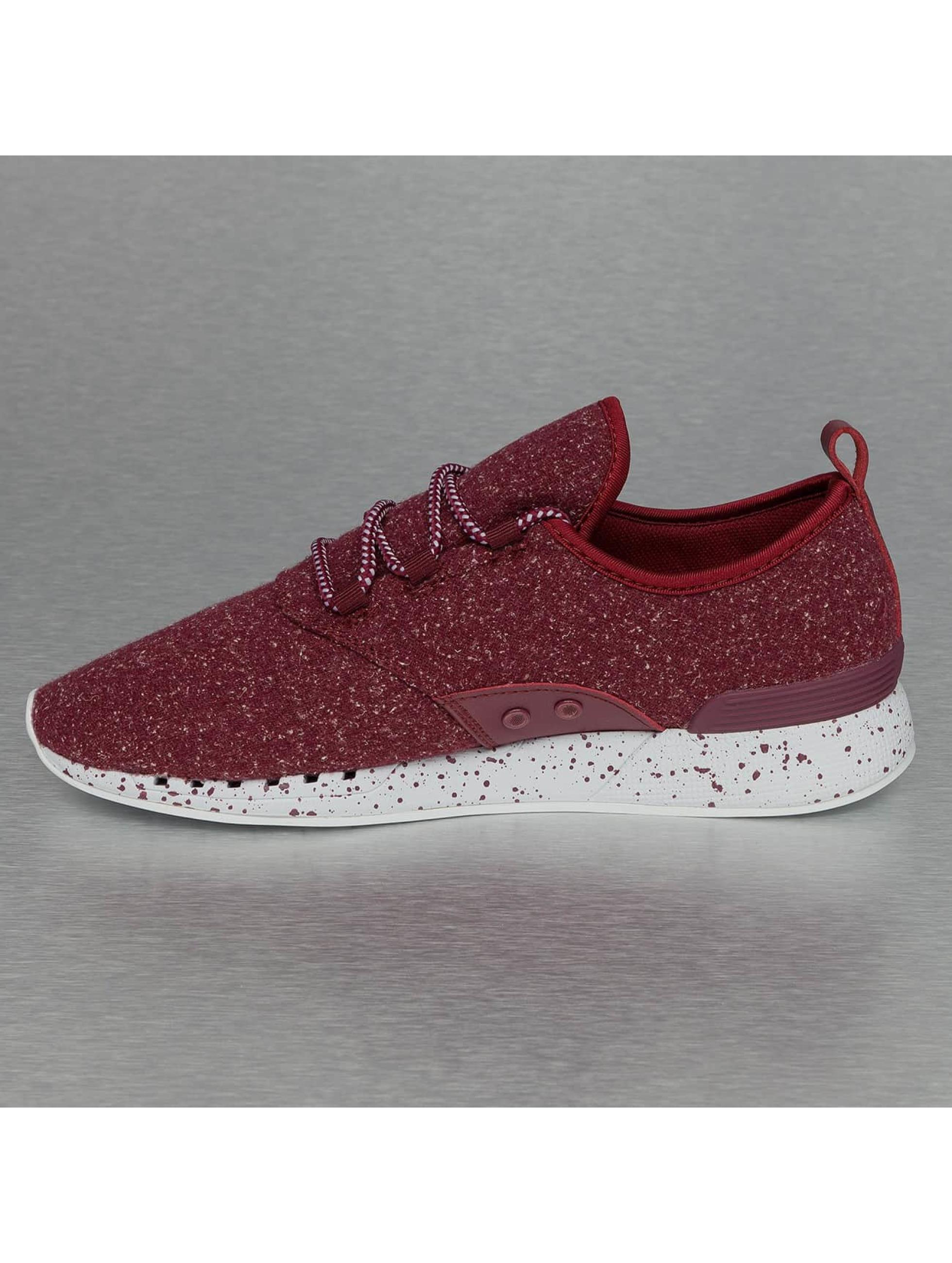 Djinns Sneakers Moc Lau Spots èervená