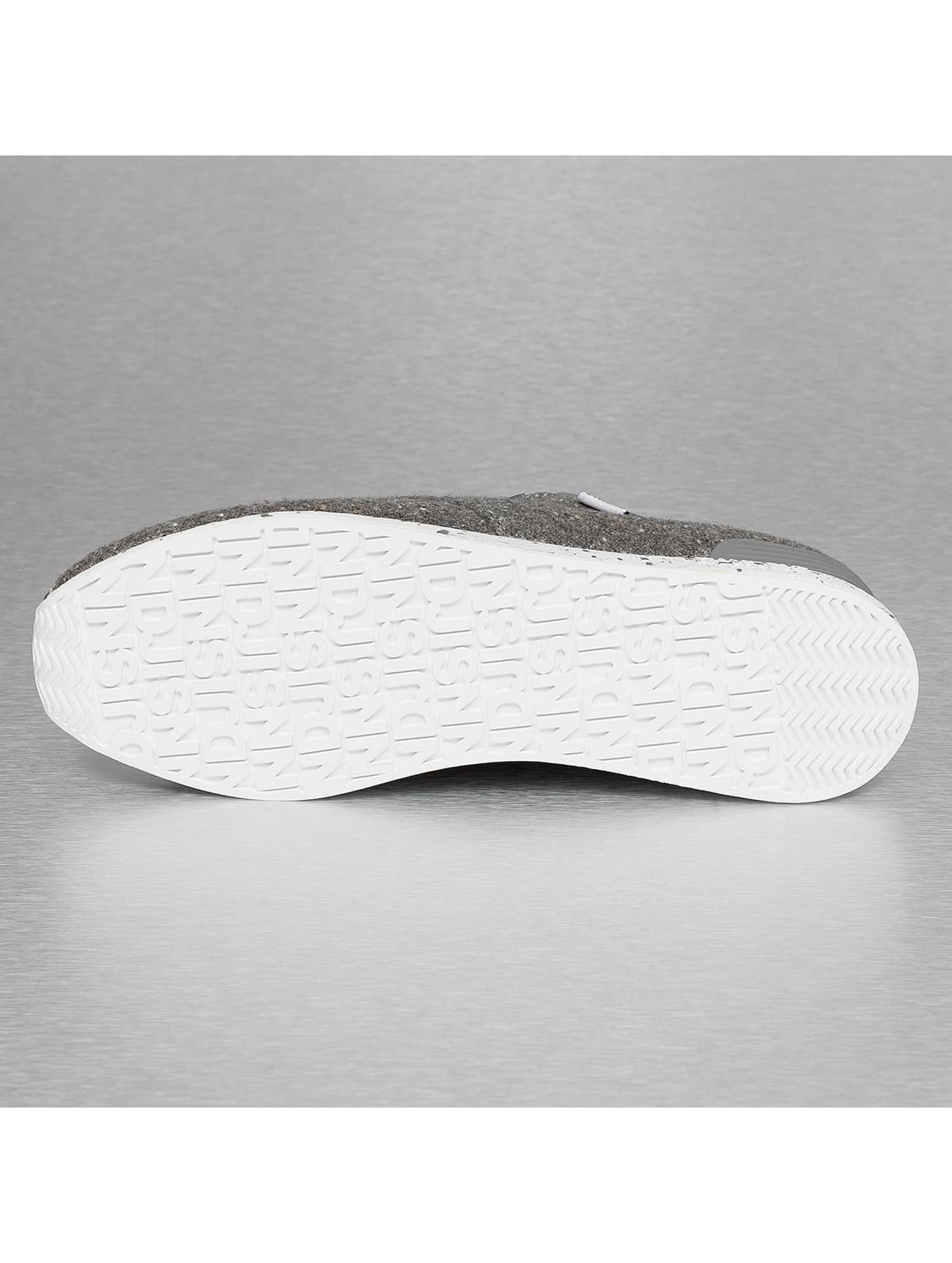Djinns Sneakers Moc Lau Spots šedá