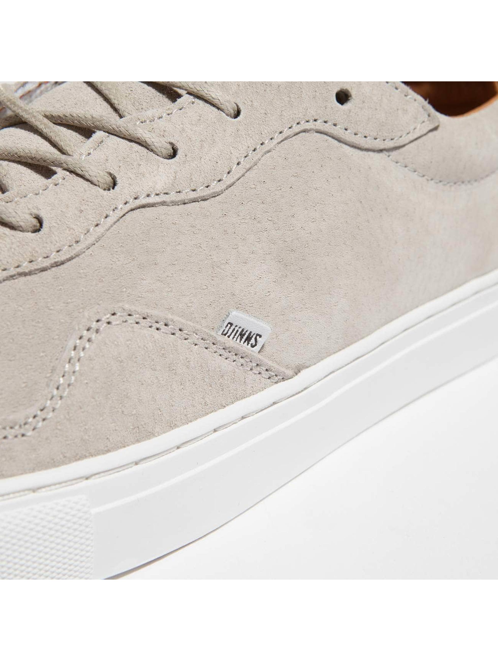 Djinns Sneakers Awaike Suede šedá