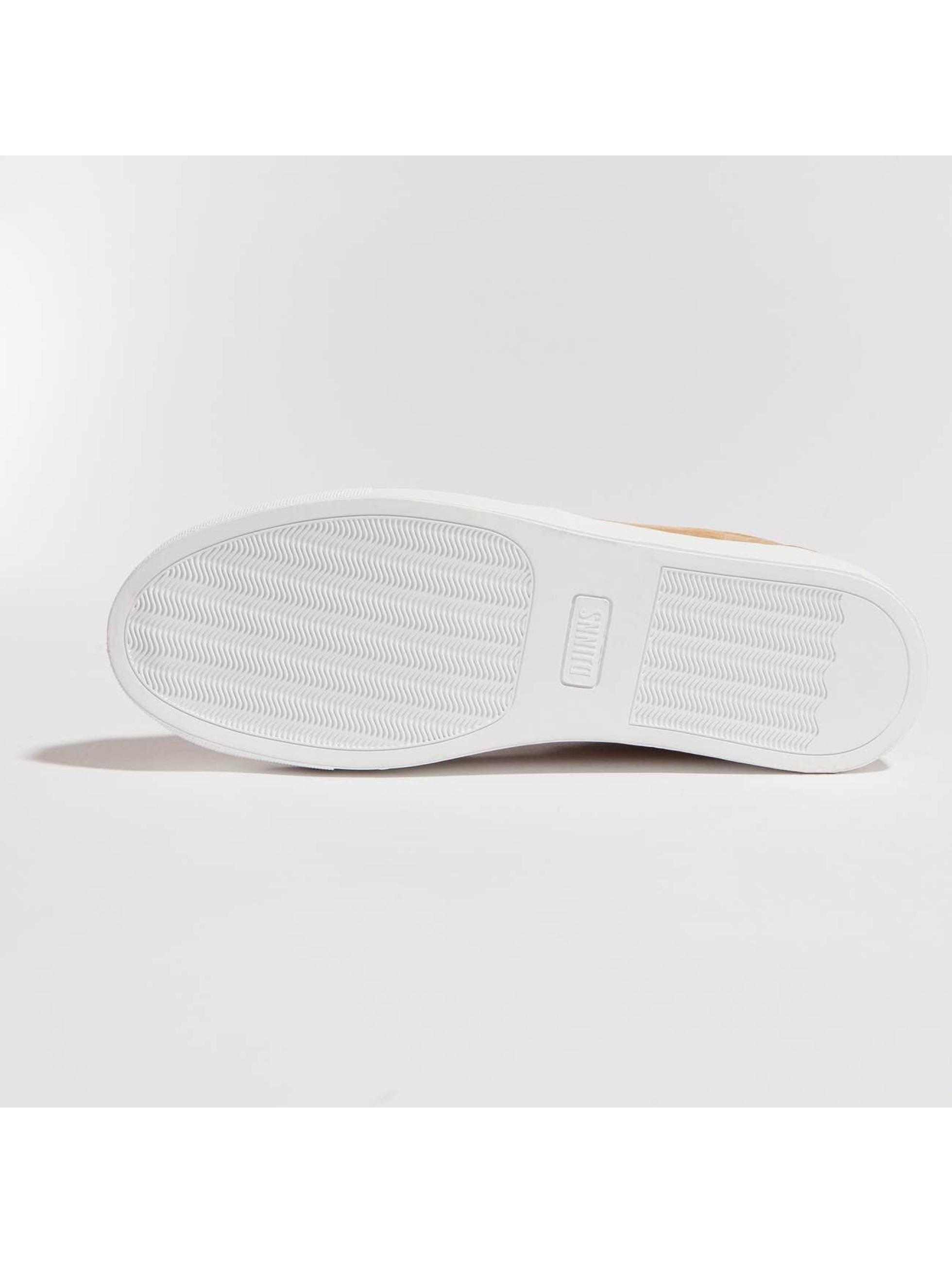 Djinns Sneakers Awaike Suede béžová