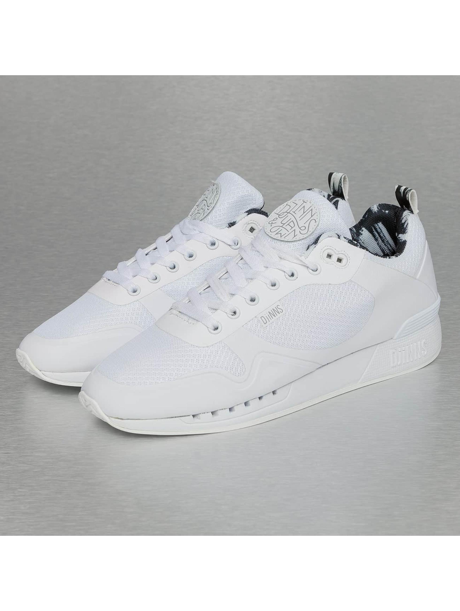 Djinns Sneakers Easy Run Yawn biela