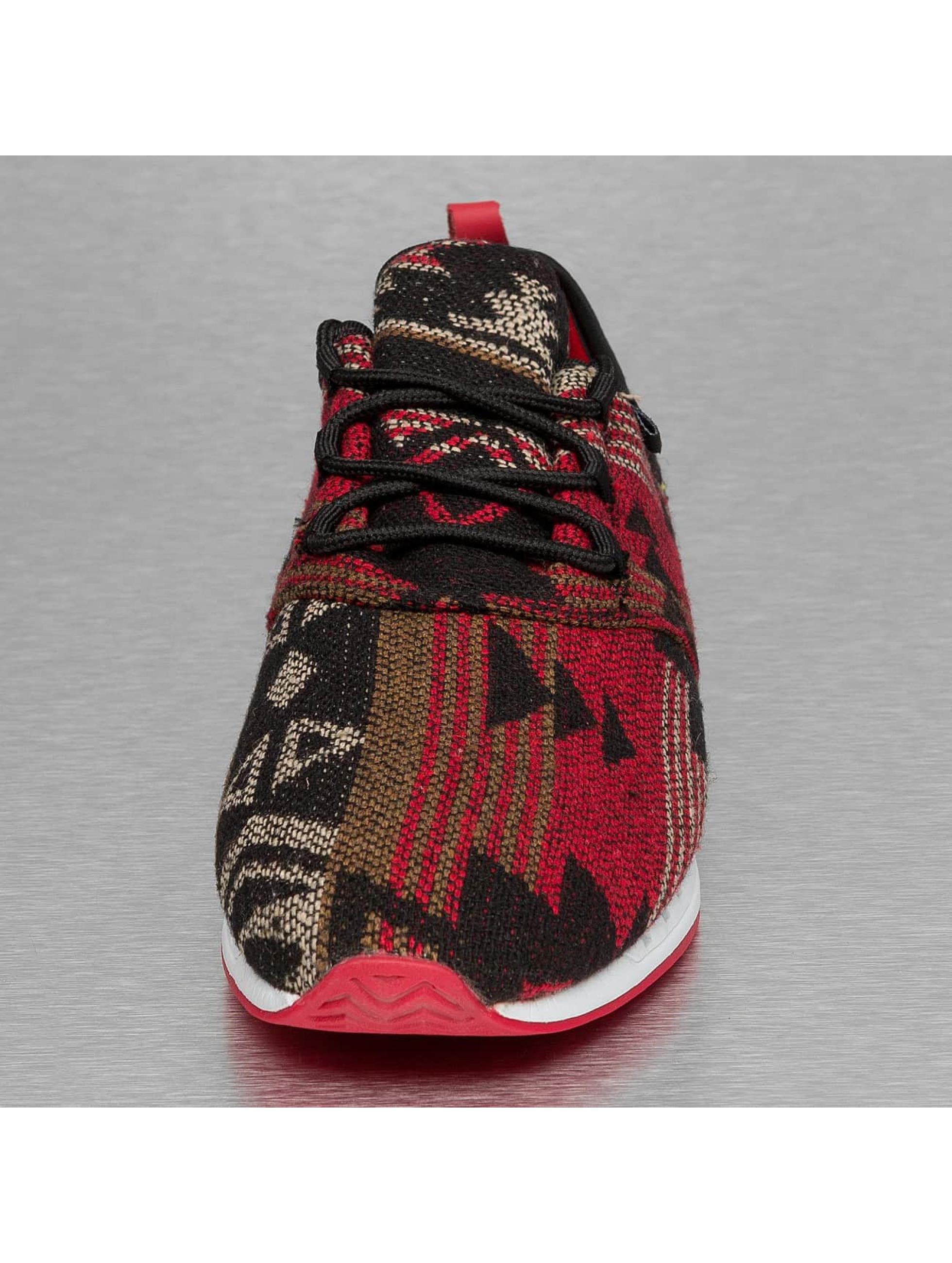 Djinns Sneakers Moc Lau Aztek black