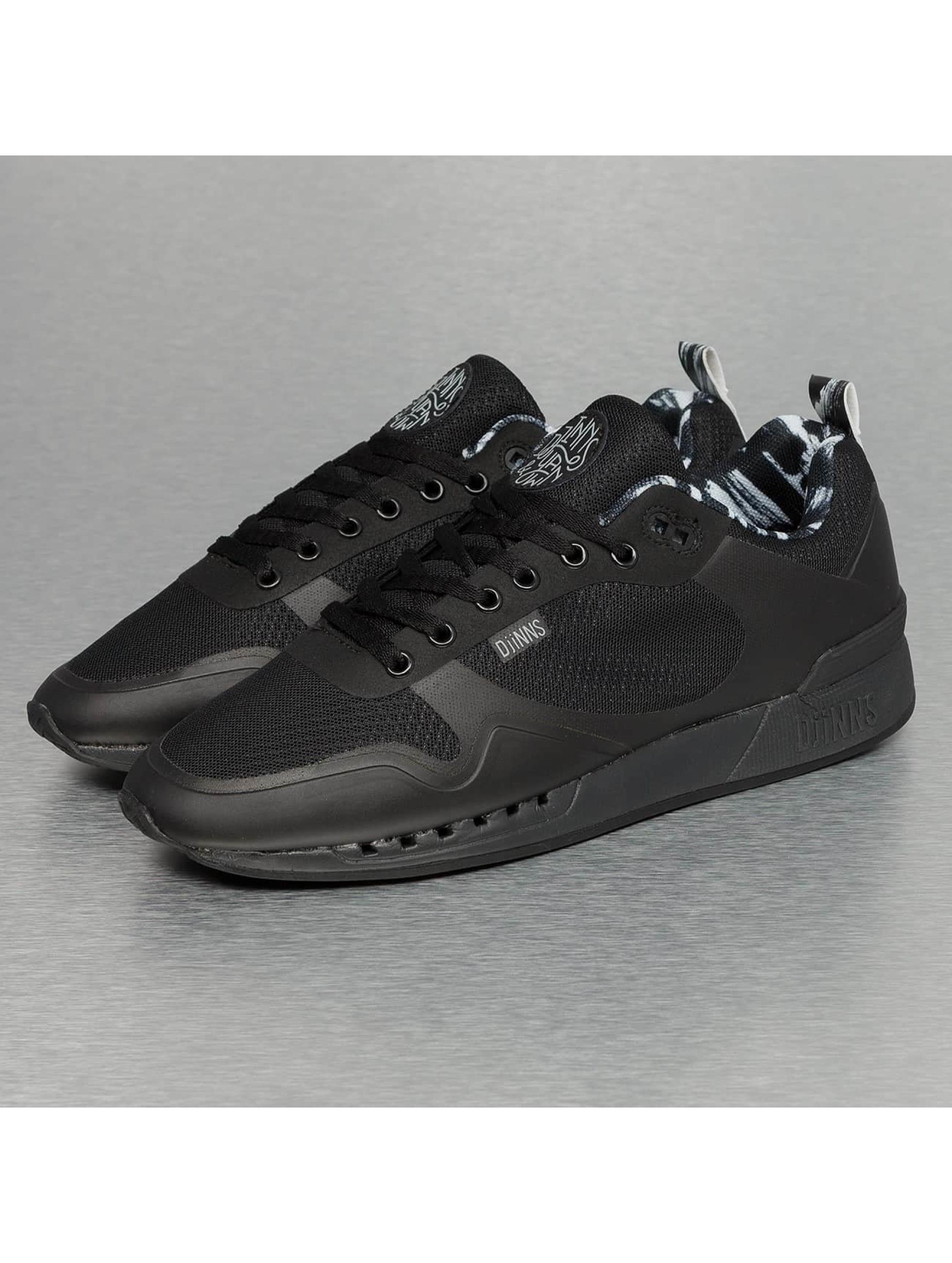 Djinns Sneakers Easy Run Yawn black