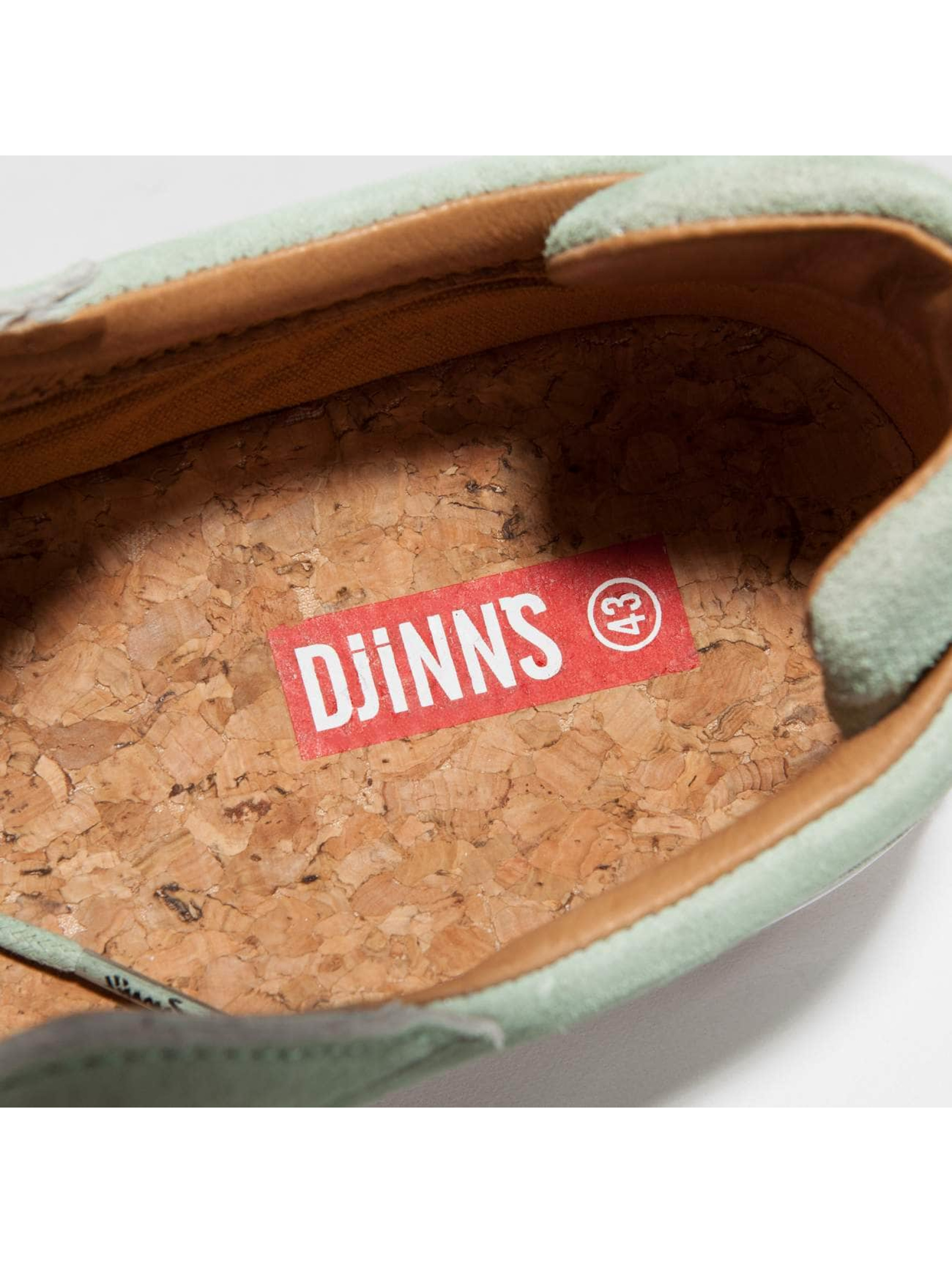 Djinns Sneakers Awaike Suede green