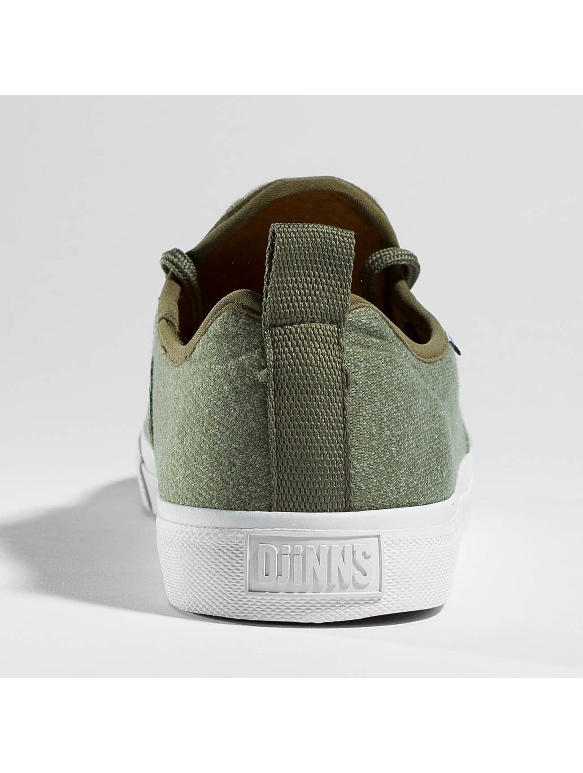 Djinns Sneakers Moc Vul Misfit olivová