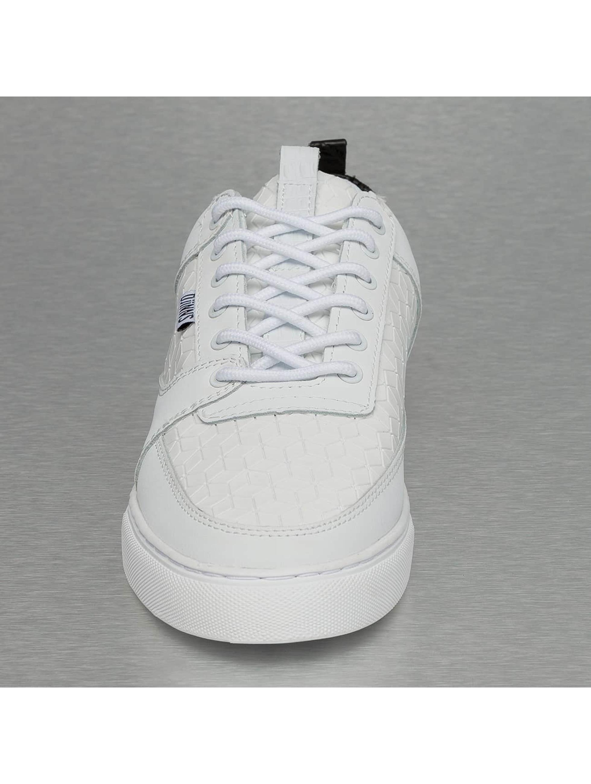 Djinns Sneakers Forlow Rubber Croc white