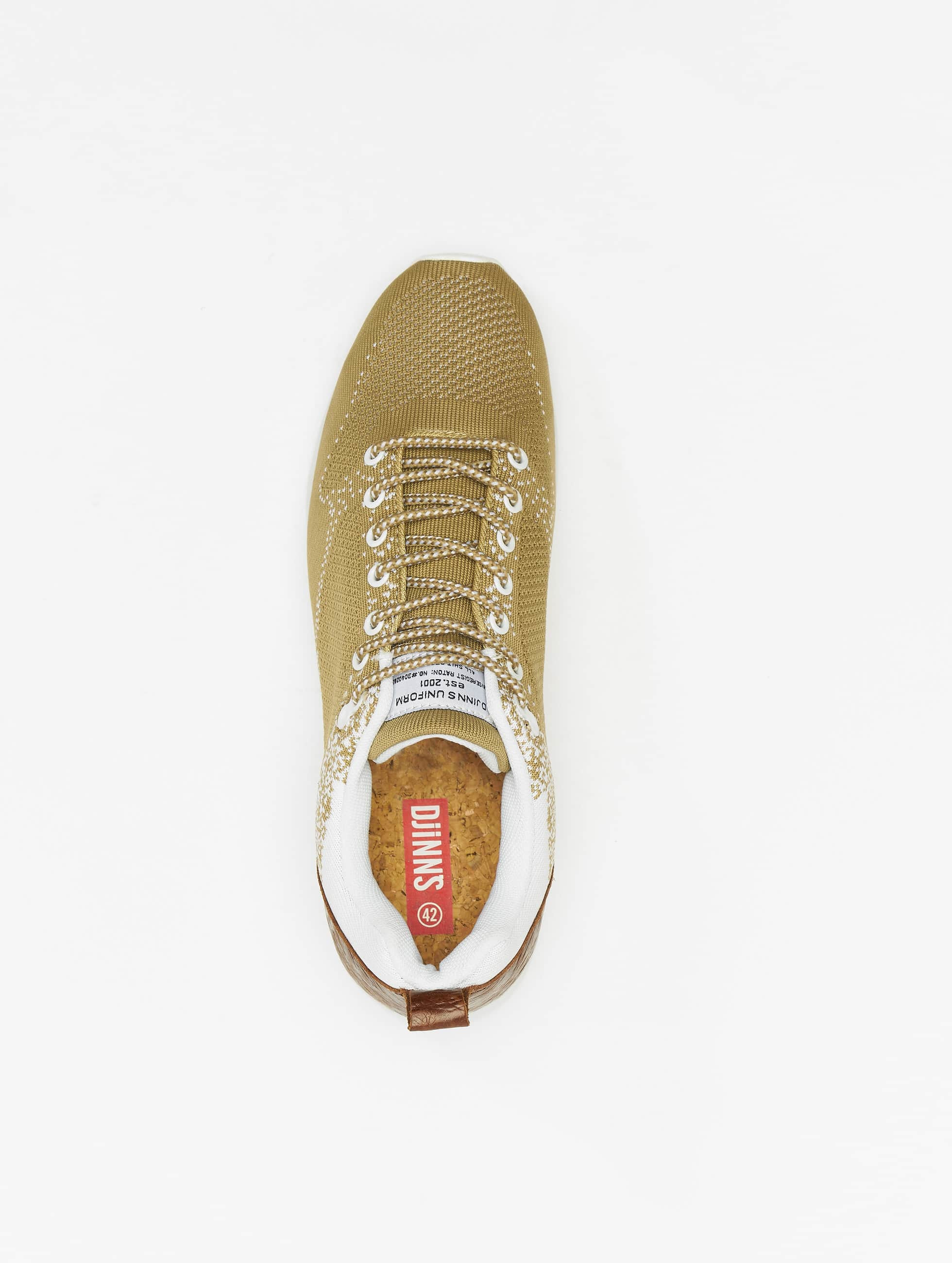 Djinns Tennarit Easy Run Gator Knit beige