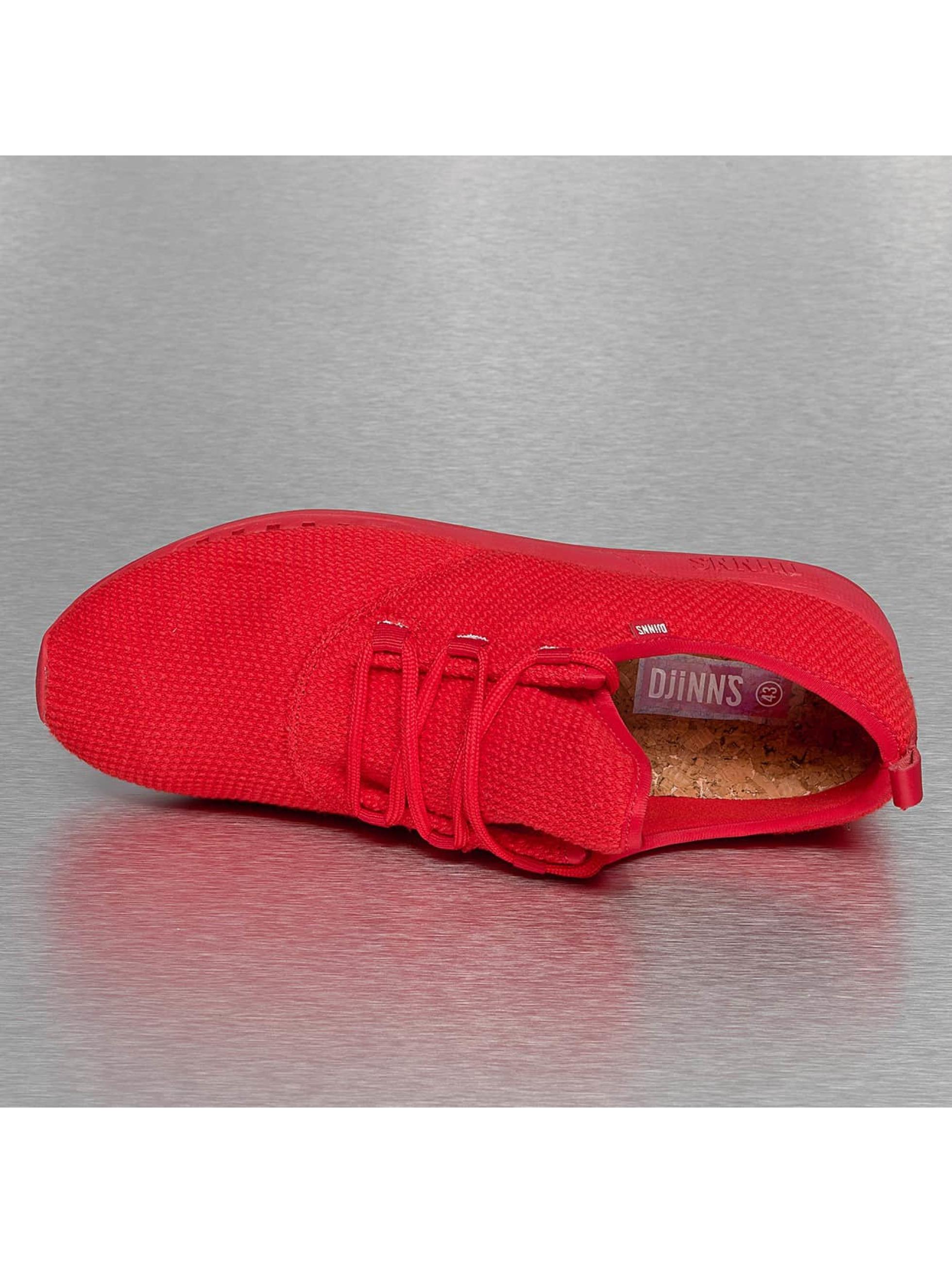 Djinns Tennarit Run 3PLE punainen