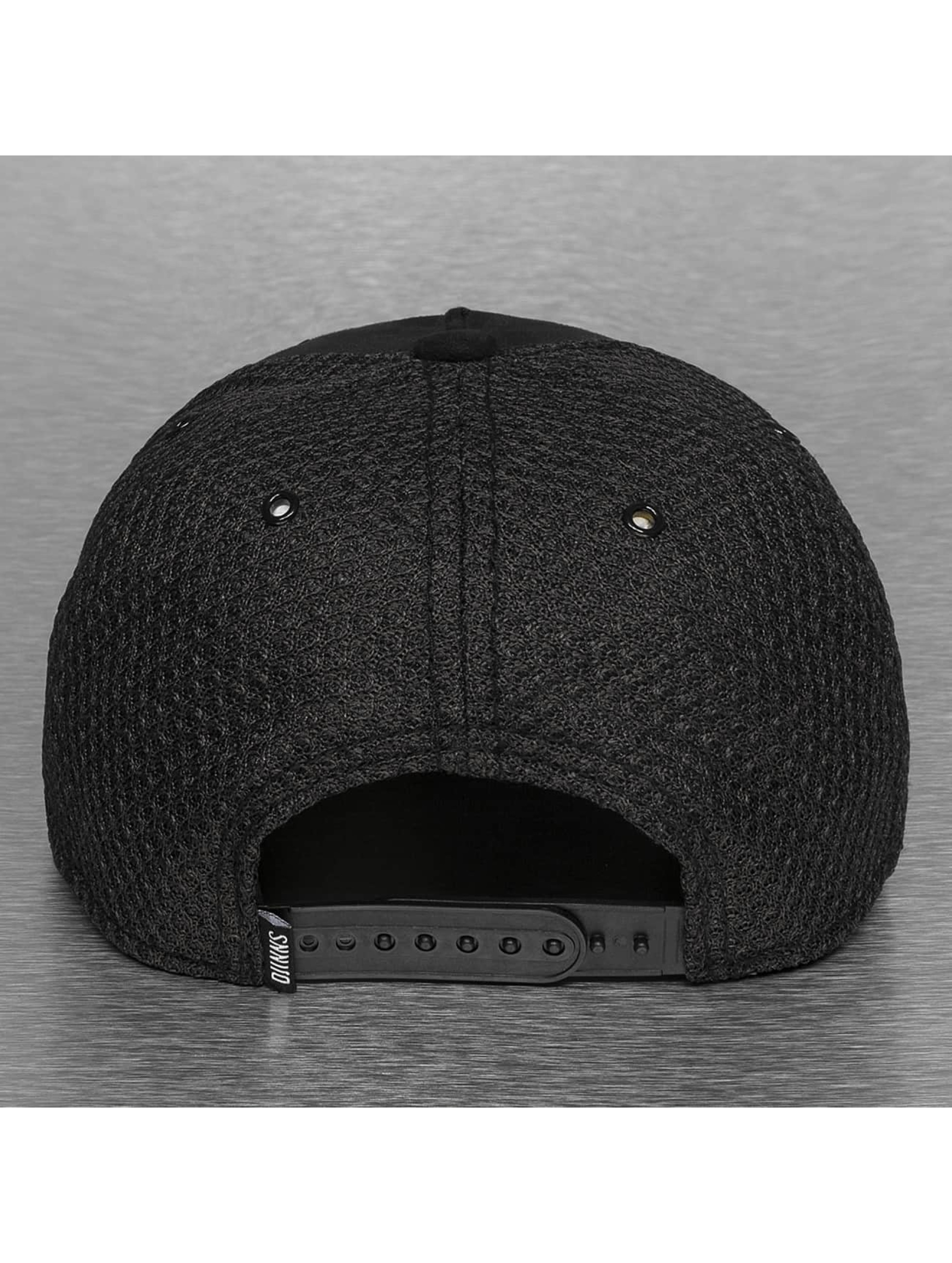 Djinns Trucker Cap Buns & Sons 5 Panel schwarz