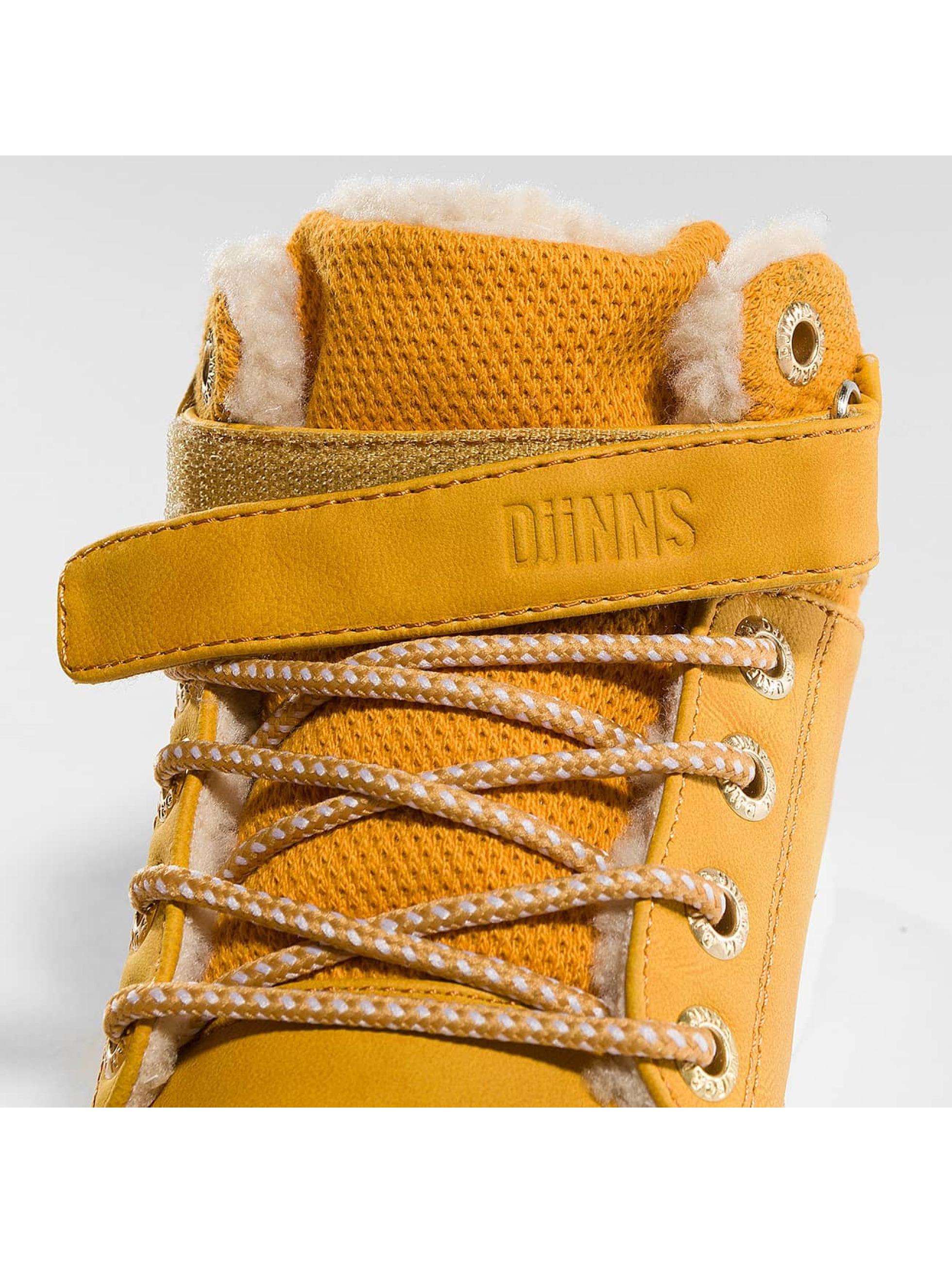 Djinns Zapatillas de deporte Wunk Fur Light beis