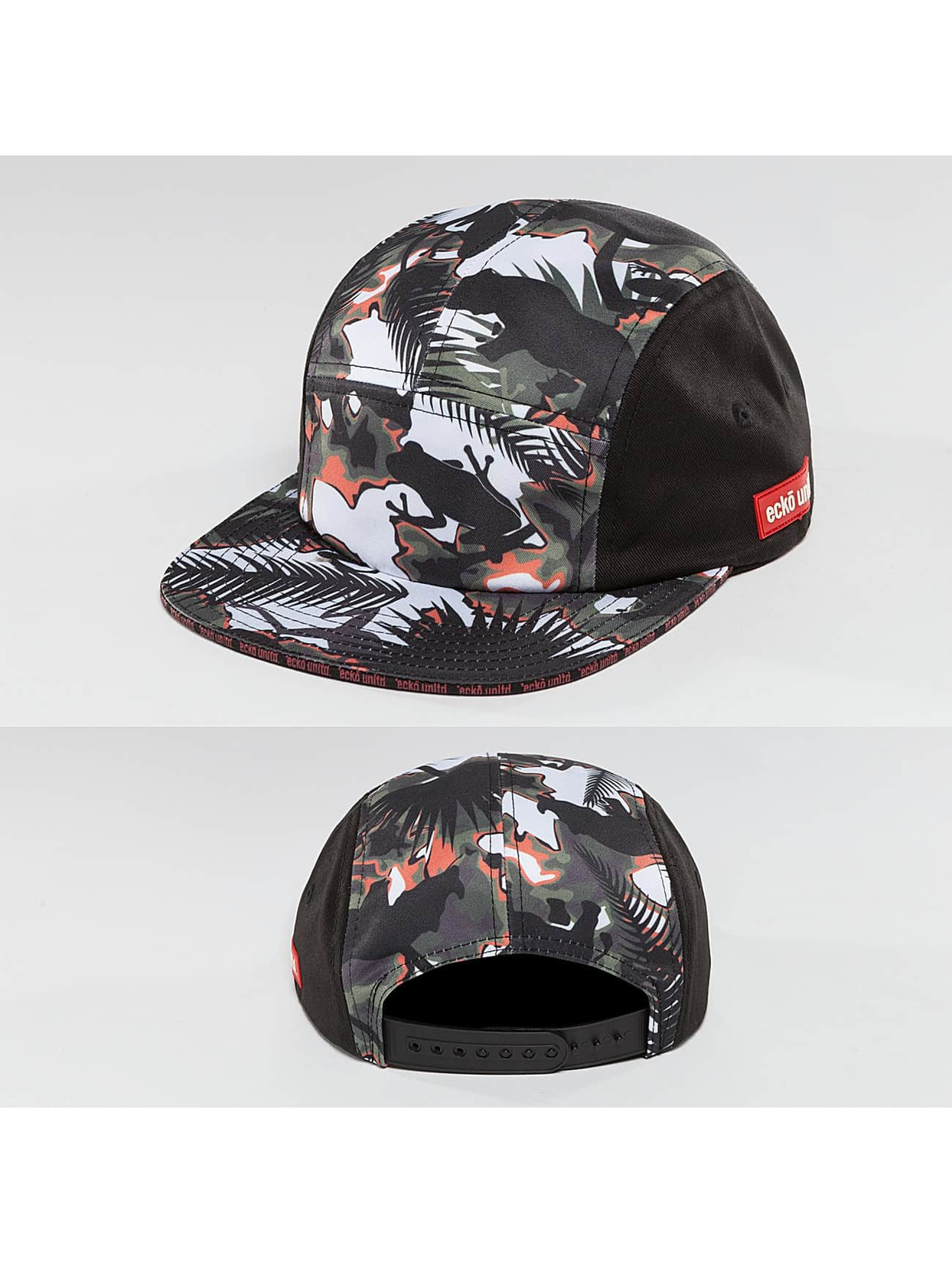 Ecko Unltd. 5 Panel Caps AnseSoleil svart