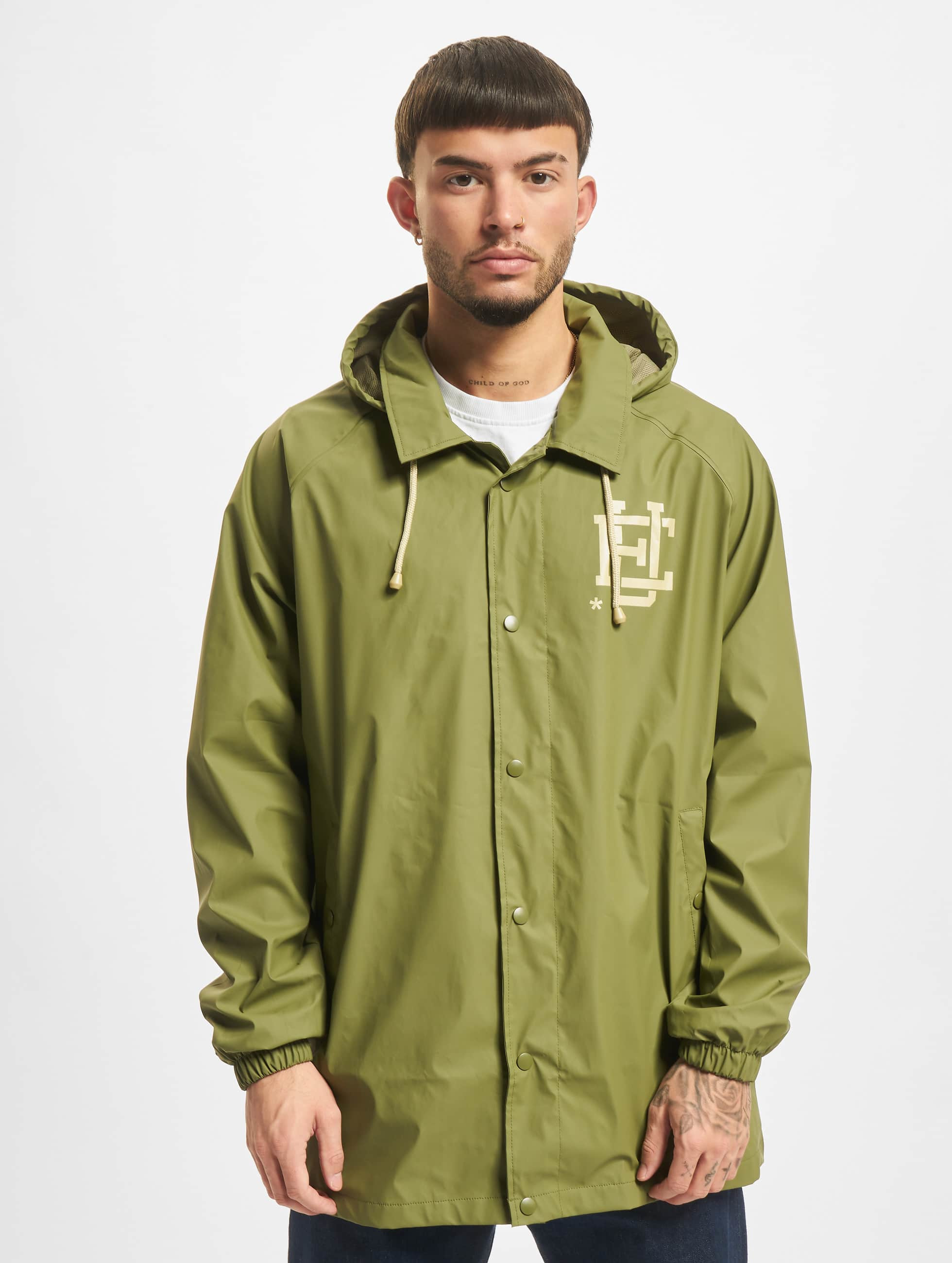Ecko Unltd. Lightweight Jacket Raining Man camouflage