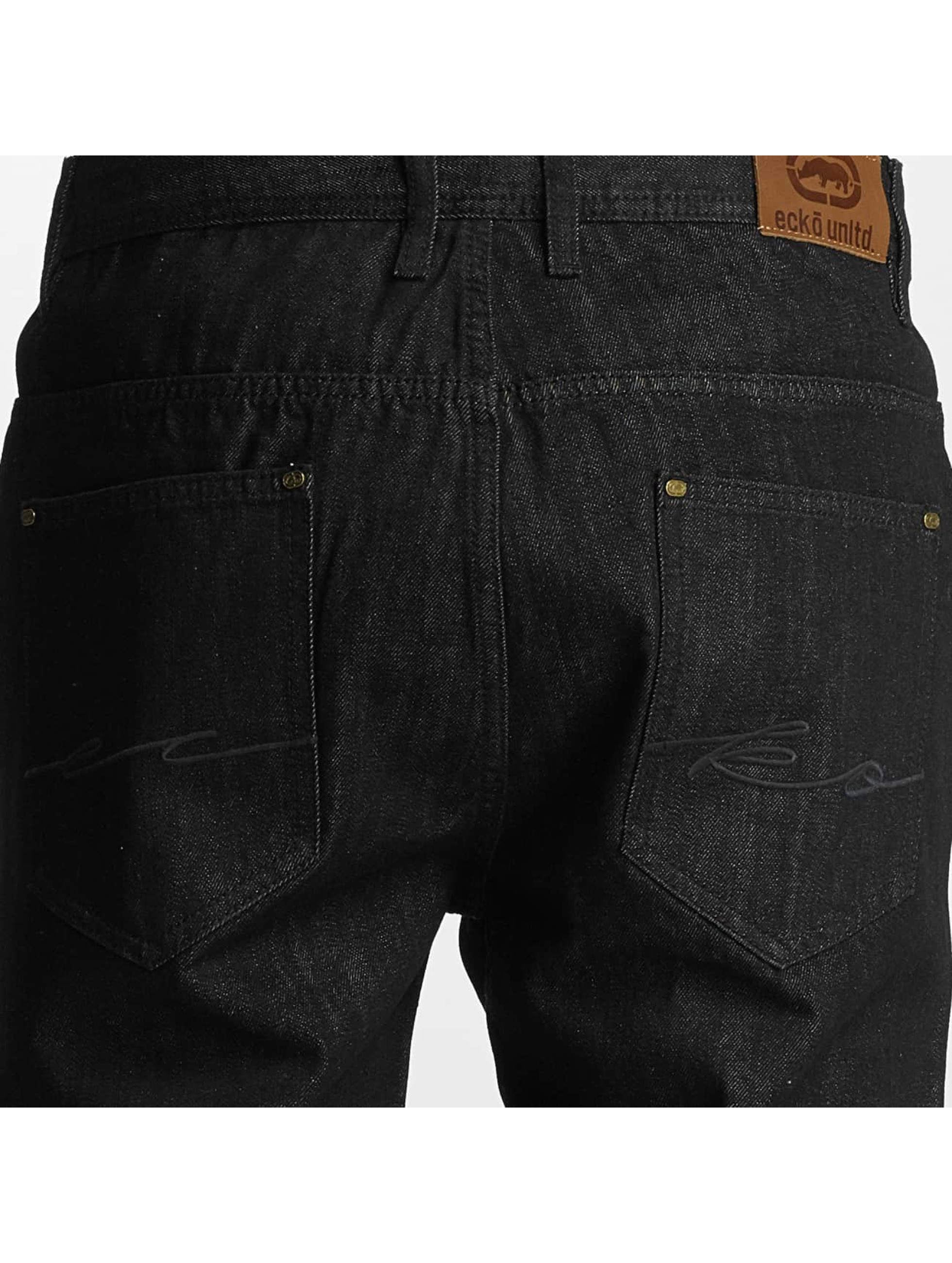 Ecko Unltd. Loose Fit Jeans Hooth black