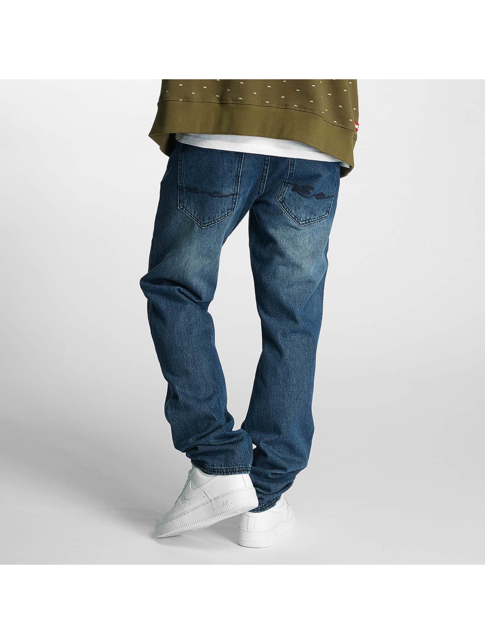 Ecko Unltd. Loose Fit Jeans Kamino blue