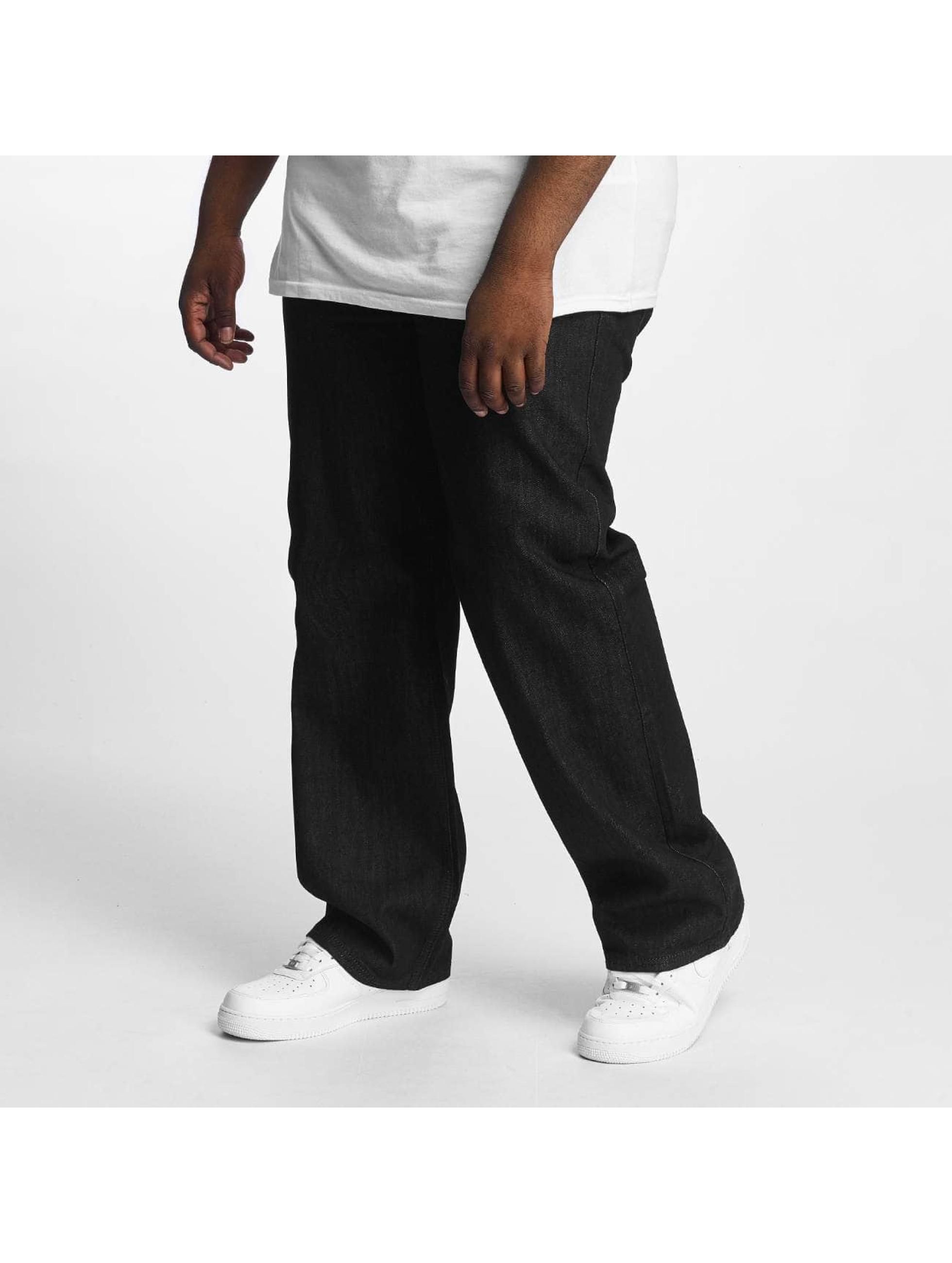 Ecko Unltd. Loose Fit Jeans Gravity schwarz
