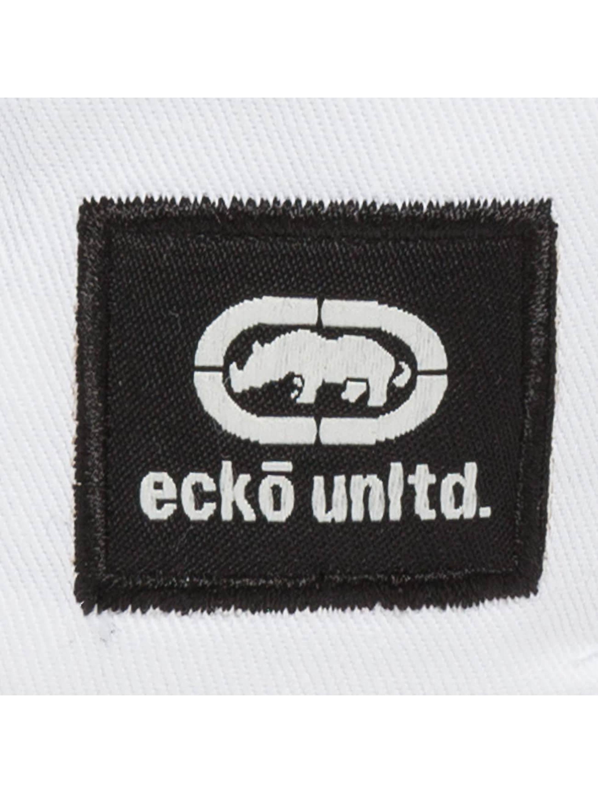 Ecko Unltd. Snapback Cap DolphinBay weiß