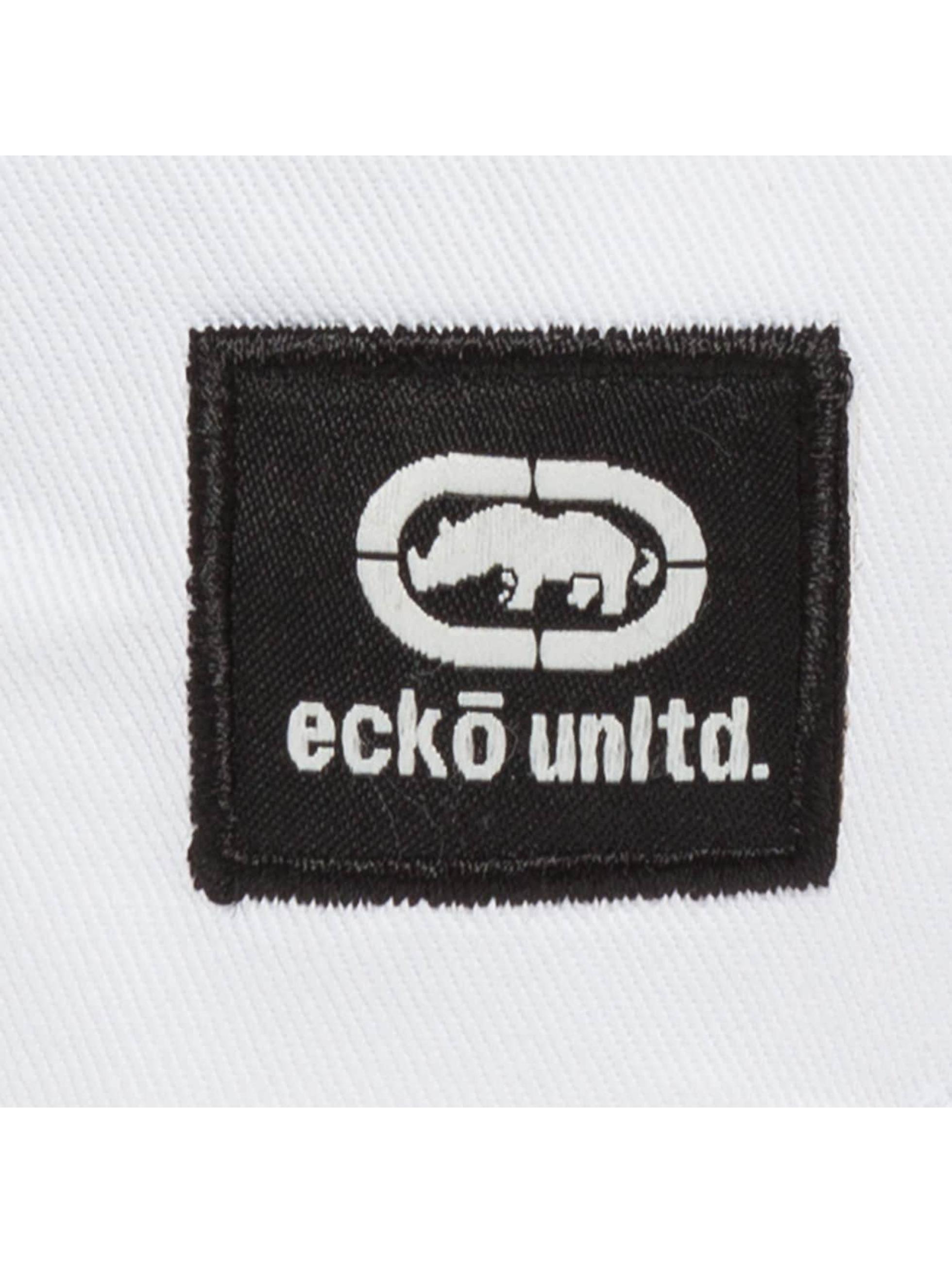Ecko Unltd. Snapback Cap TourdÀfrique white