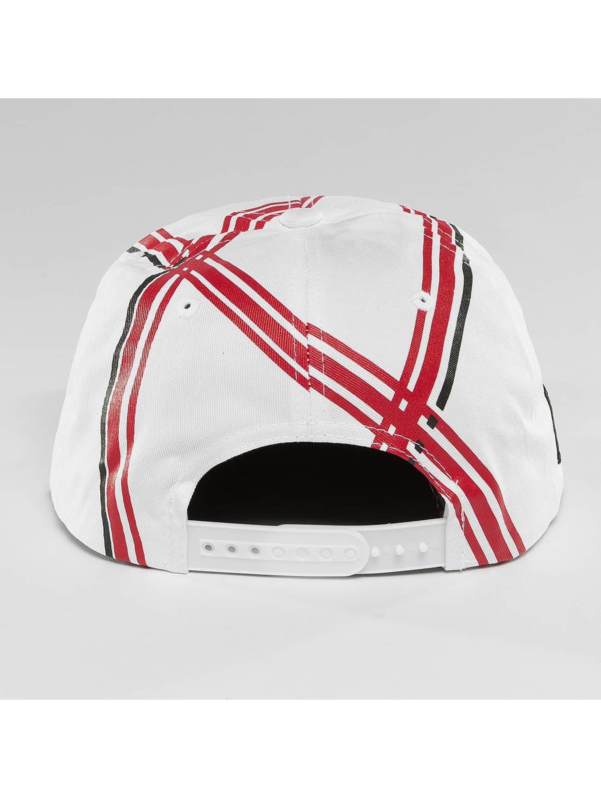 Ecko Unltd. Snapback Caps GraceBay bílý