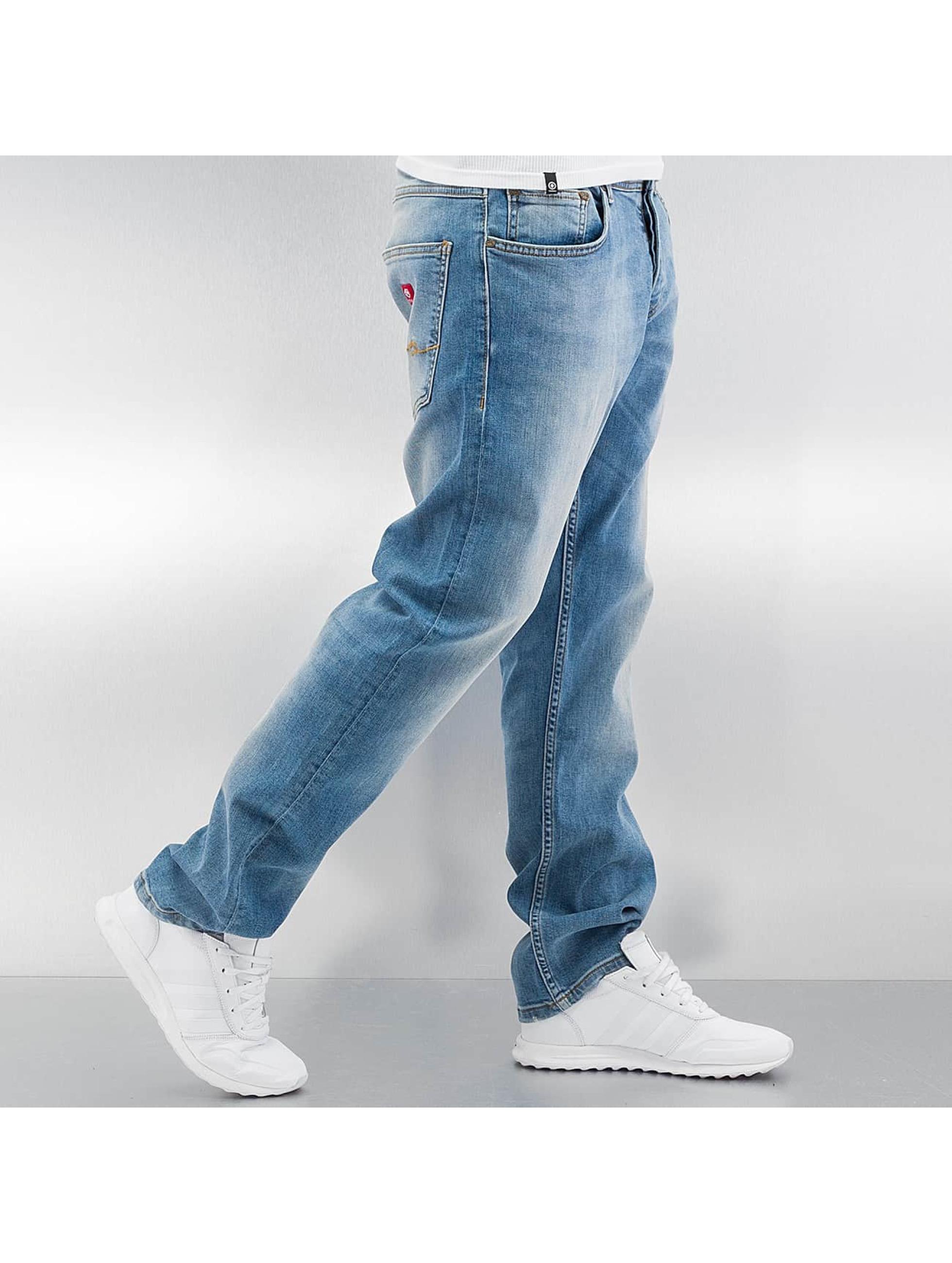 Ecko Unltd. Straight Fit Jeans Soo blue