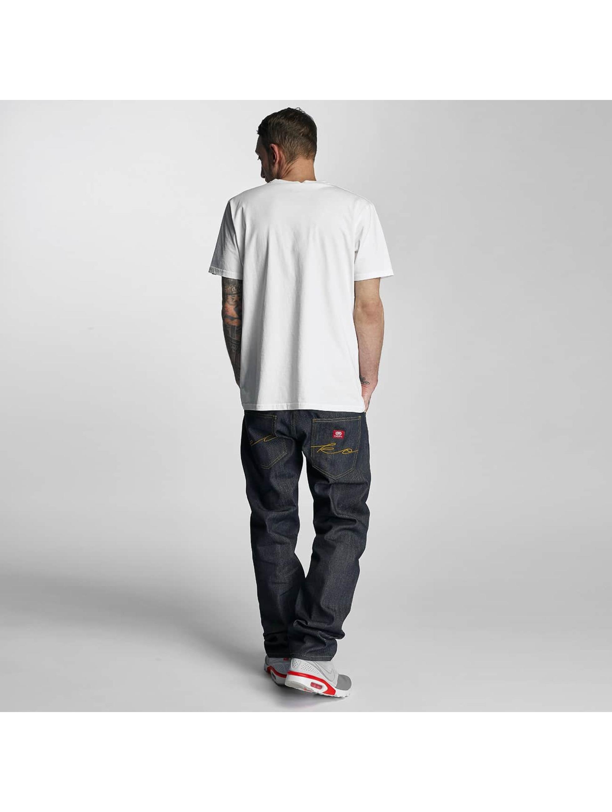 Ecko Unltd. Straight Fit Jeans Selvedge Soo indigo