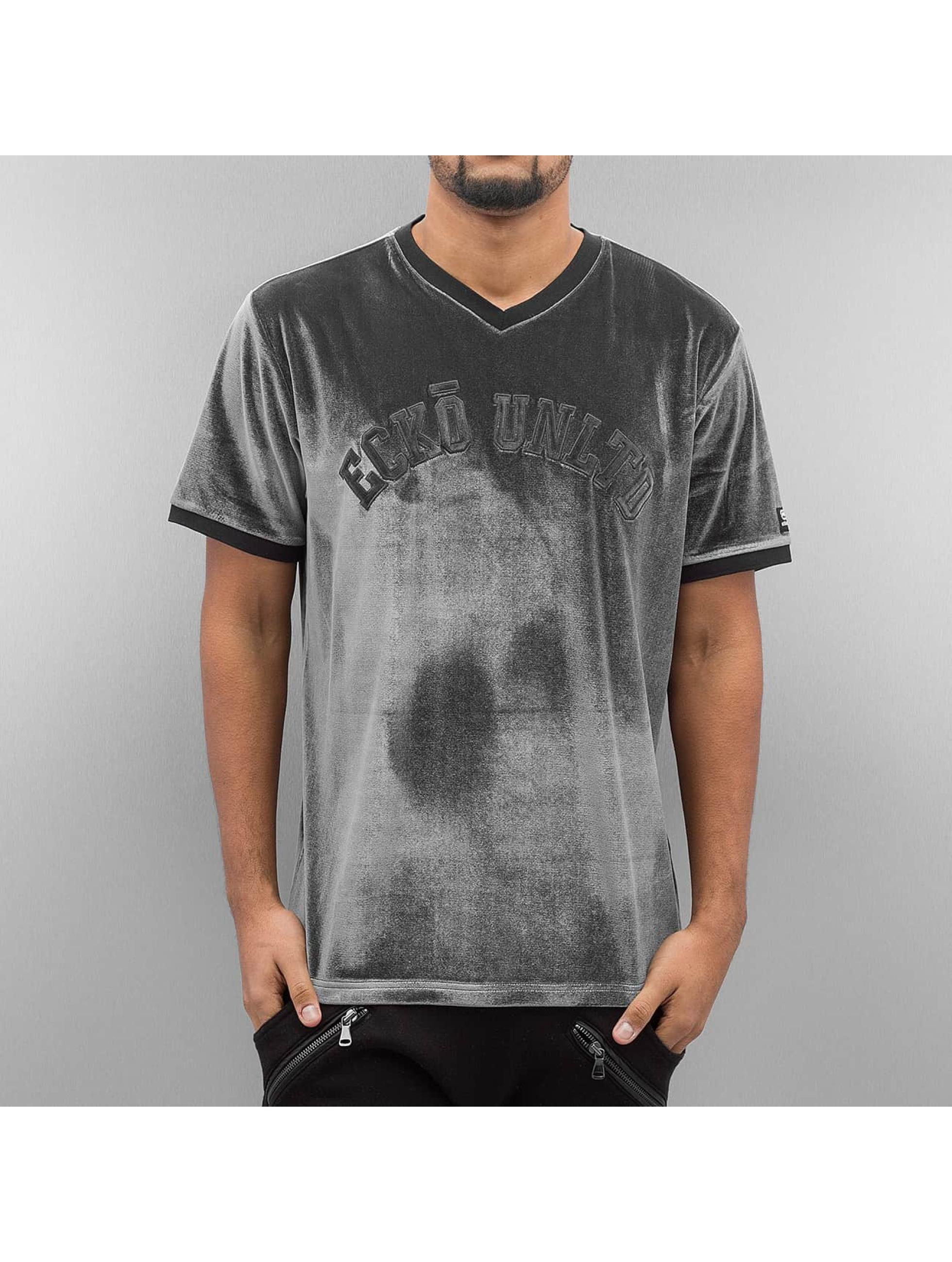 Ecko Unltd. heren t-shirt Velvet - grijs