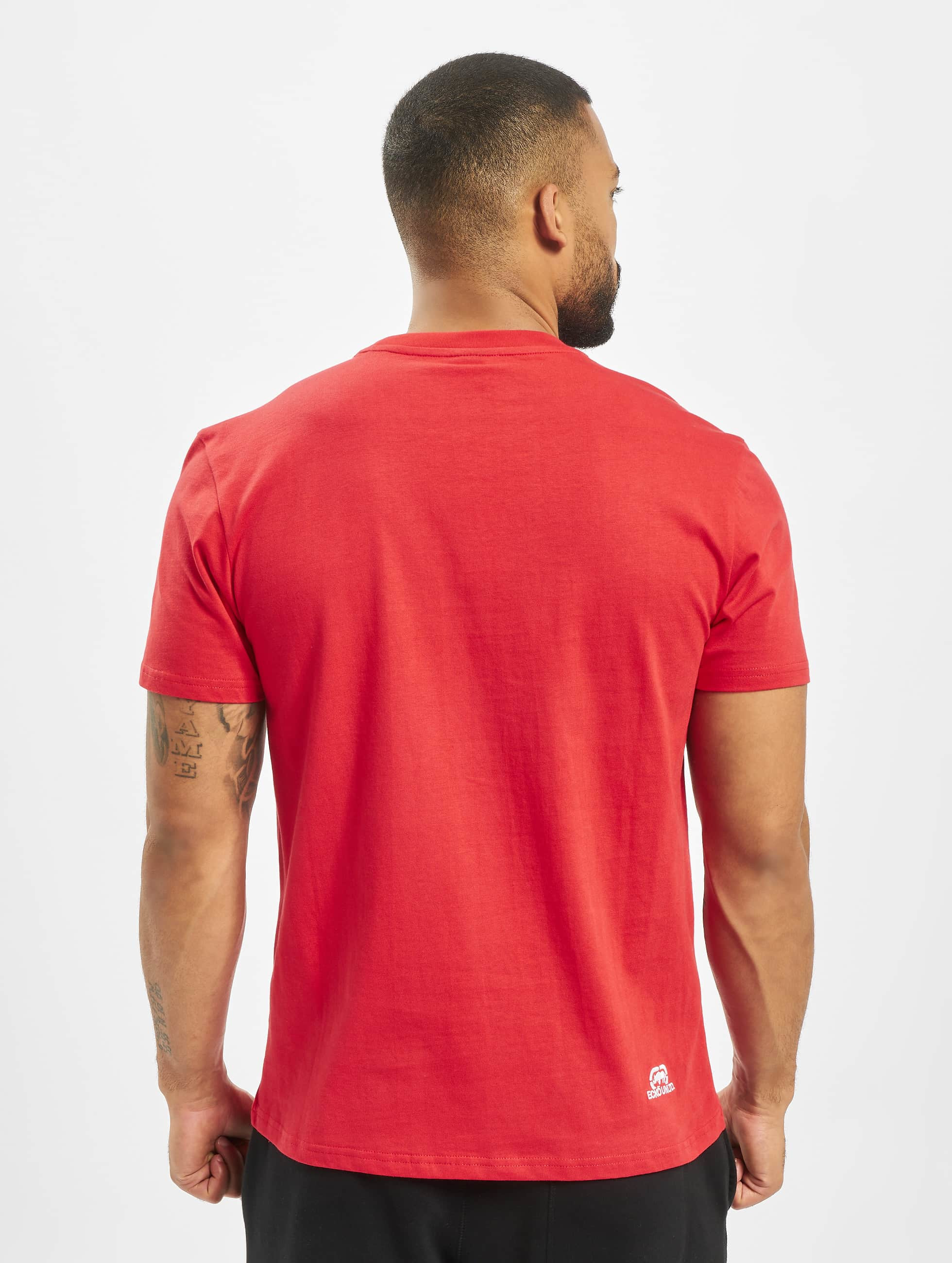 Ecko Unltd. T-shirts John Rhino rød
