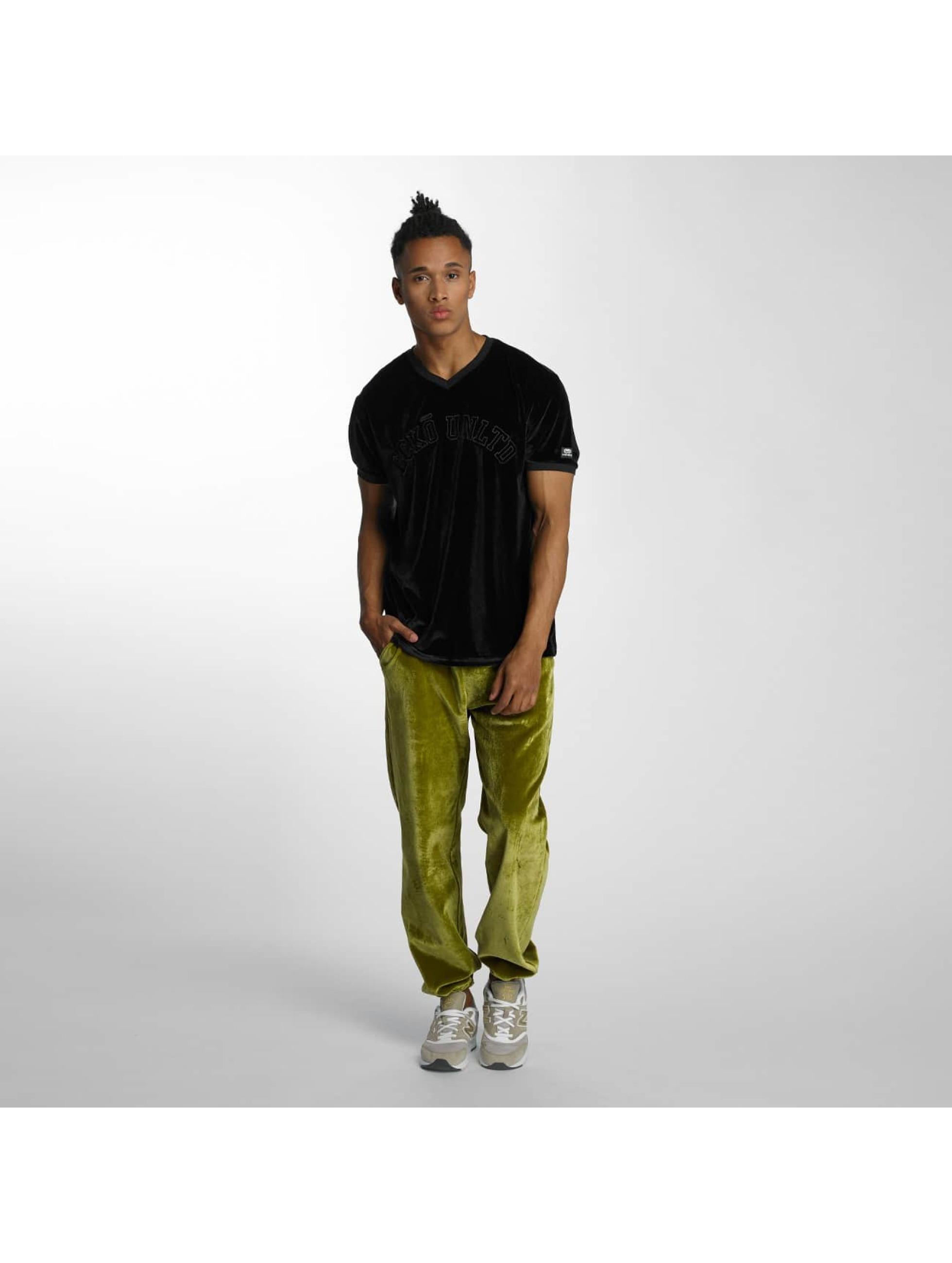 Ecko Unltd. T-shirts Velvet sort