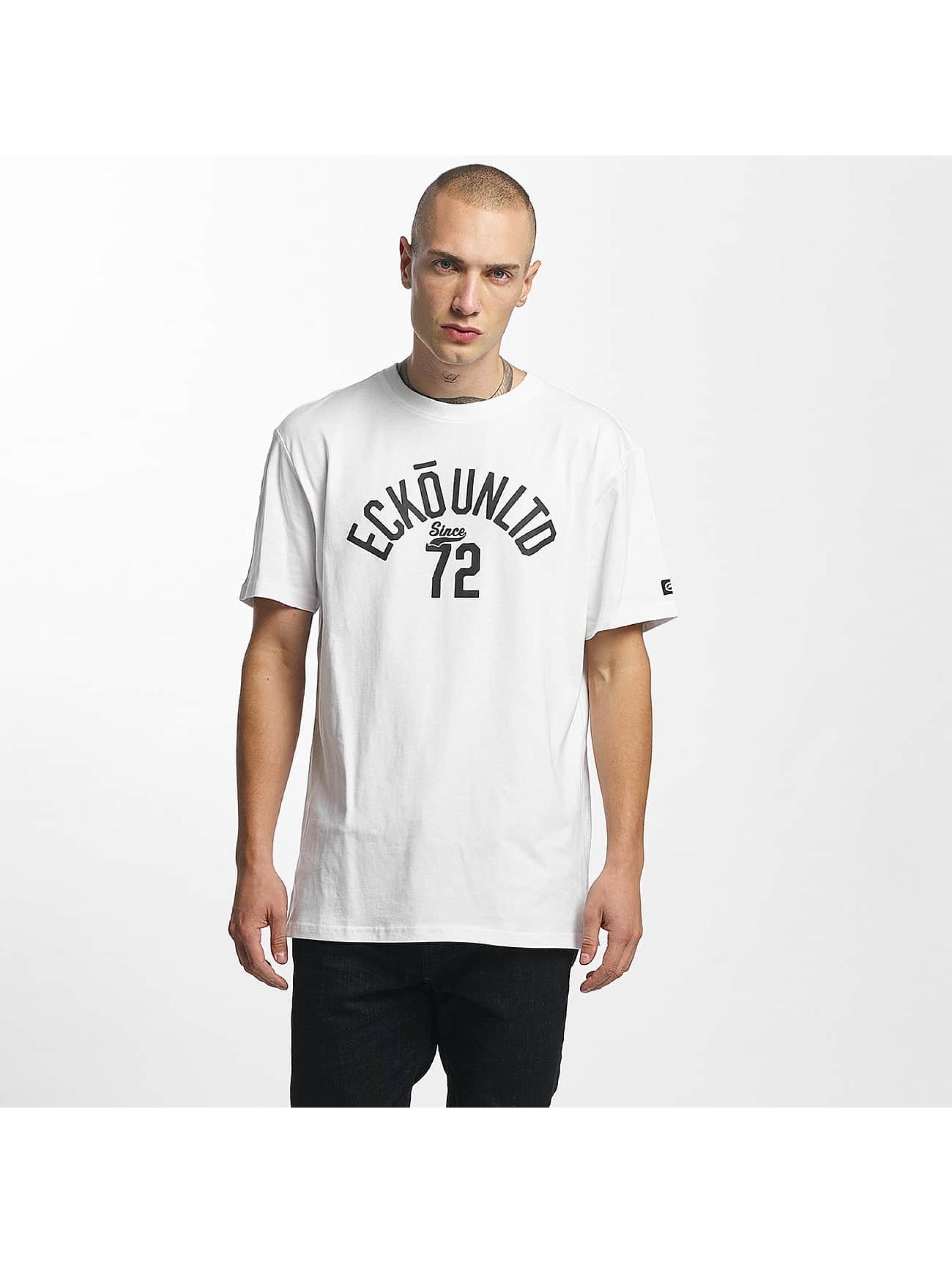 Ecko Unltd. T-skjorter Bobby Basic hvit