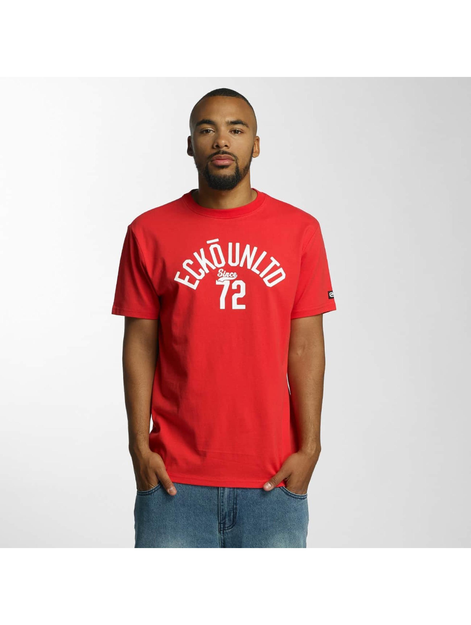 Ecko Unltd. T-skjorter Bobby Basic red