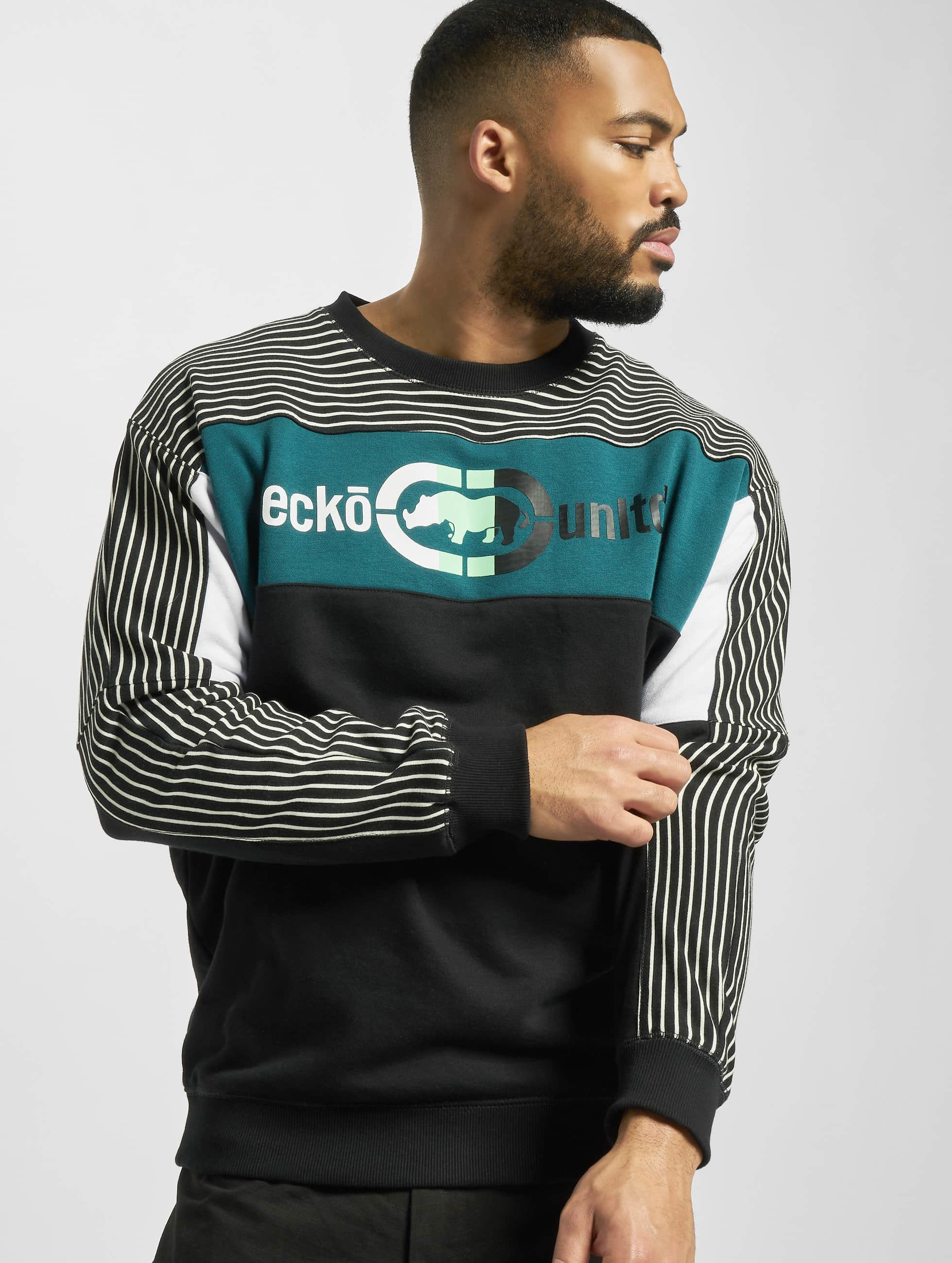 Ecko Unltd. bovenstuk trui Richard in zwart 741432
