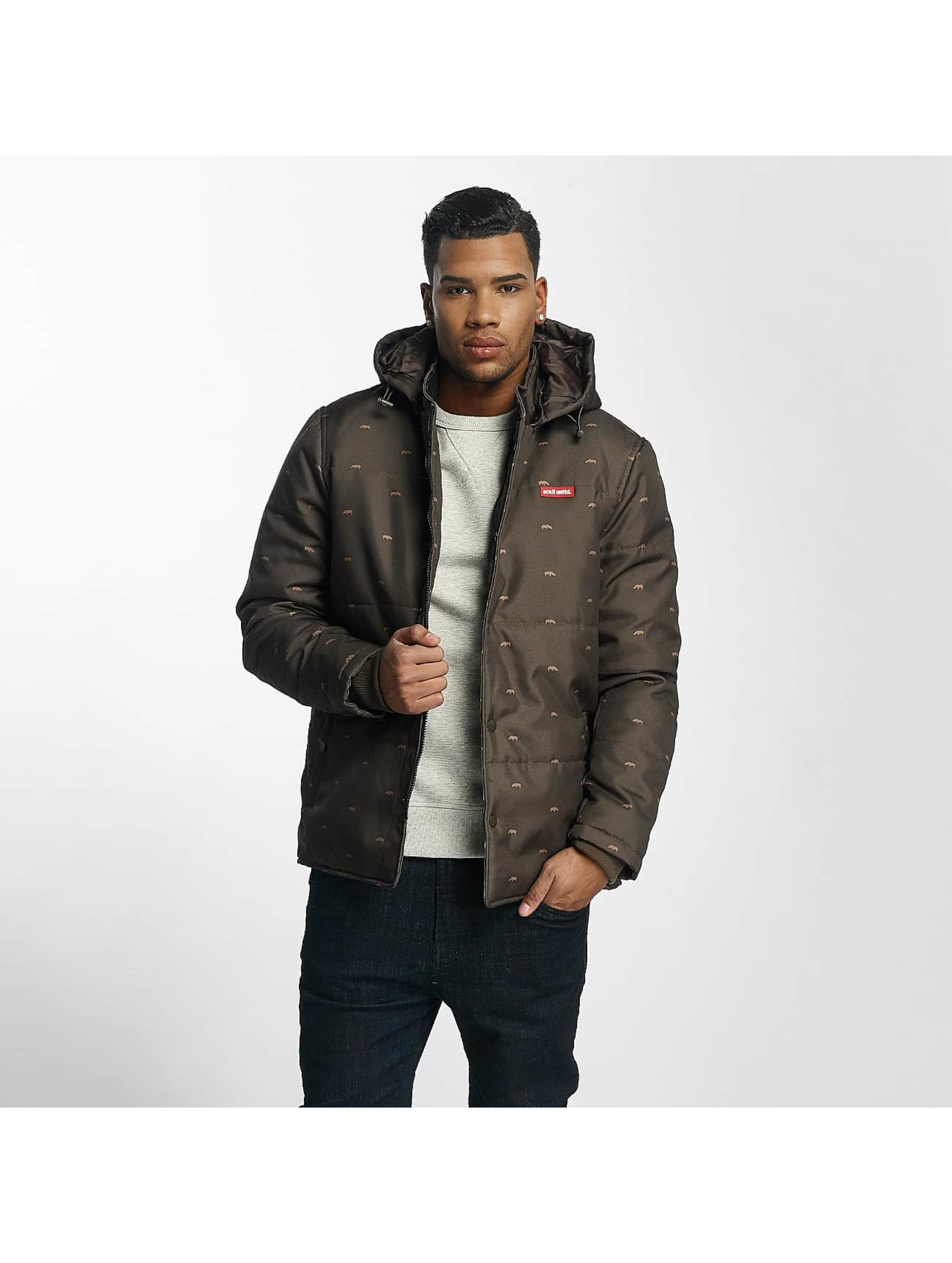 Ecko Unltd. Winter Jacket Jack olive