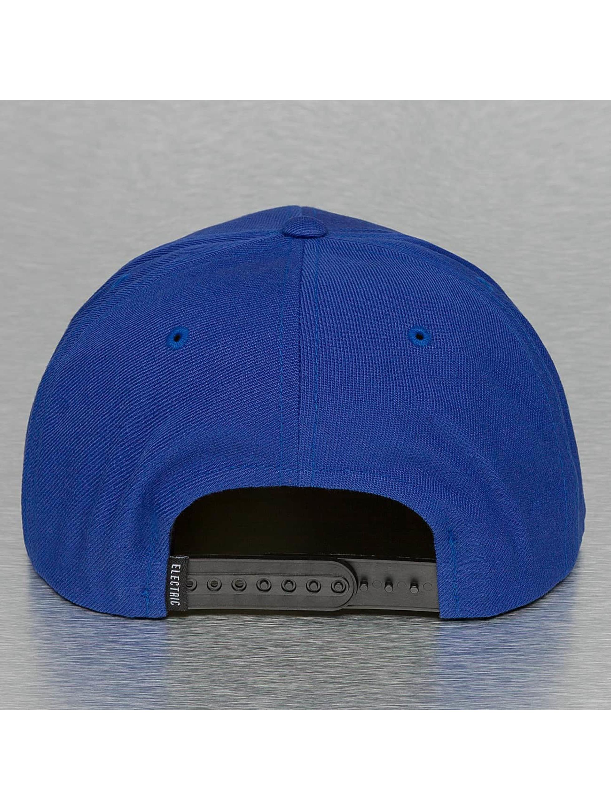 Electric Кепка с застёжкой VOLT синий