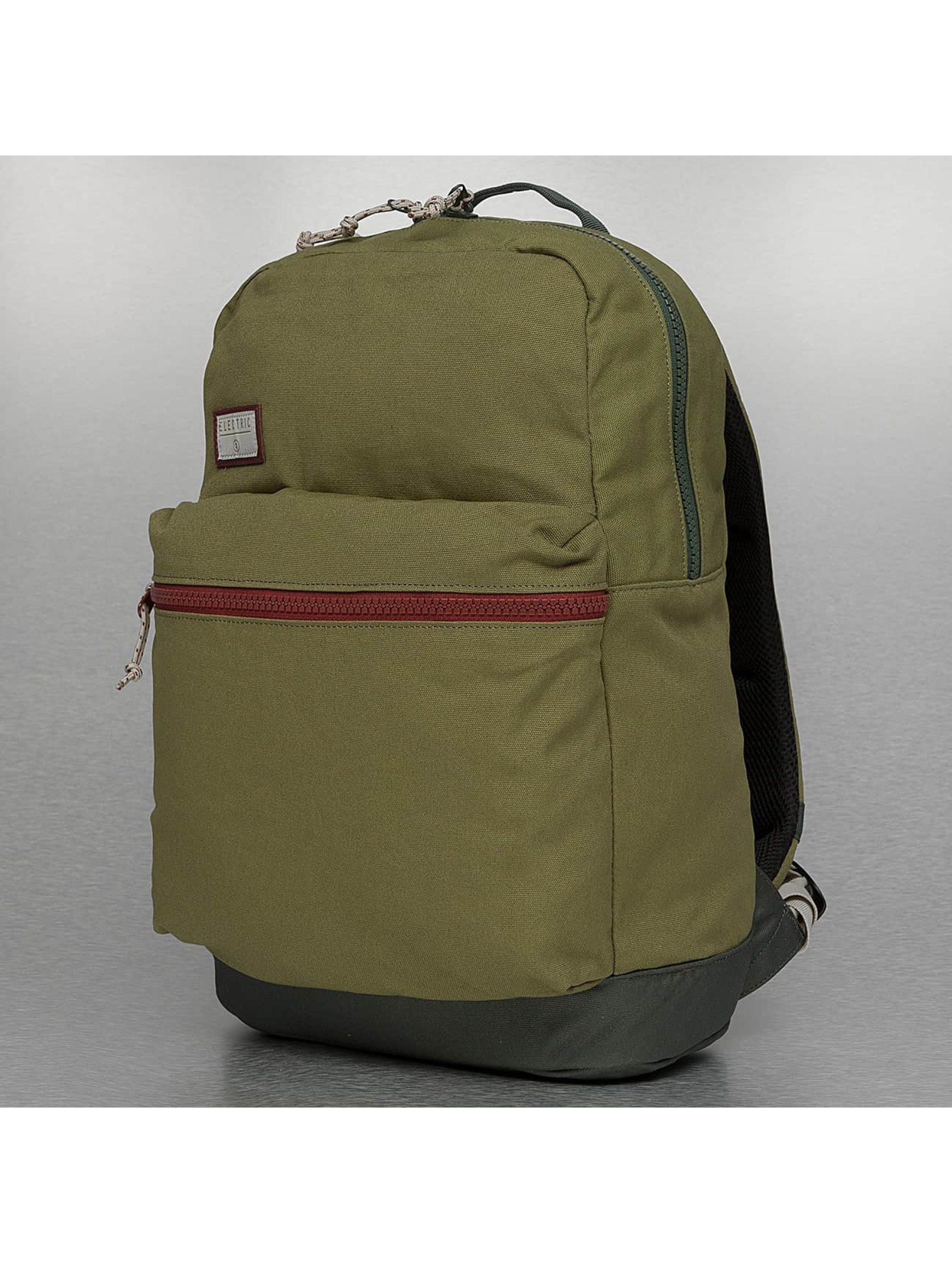 Electric Backpack MARSHAL green