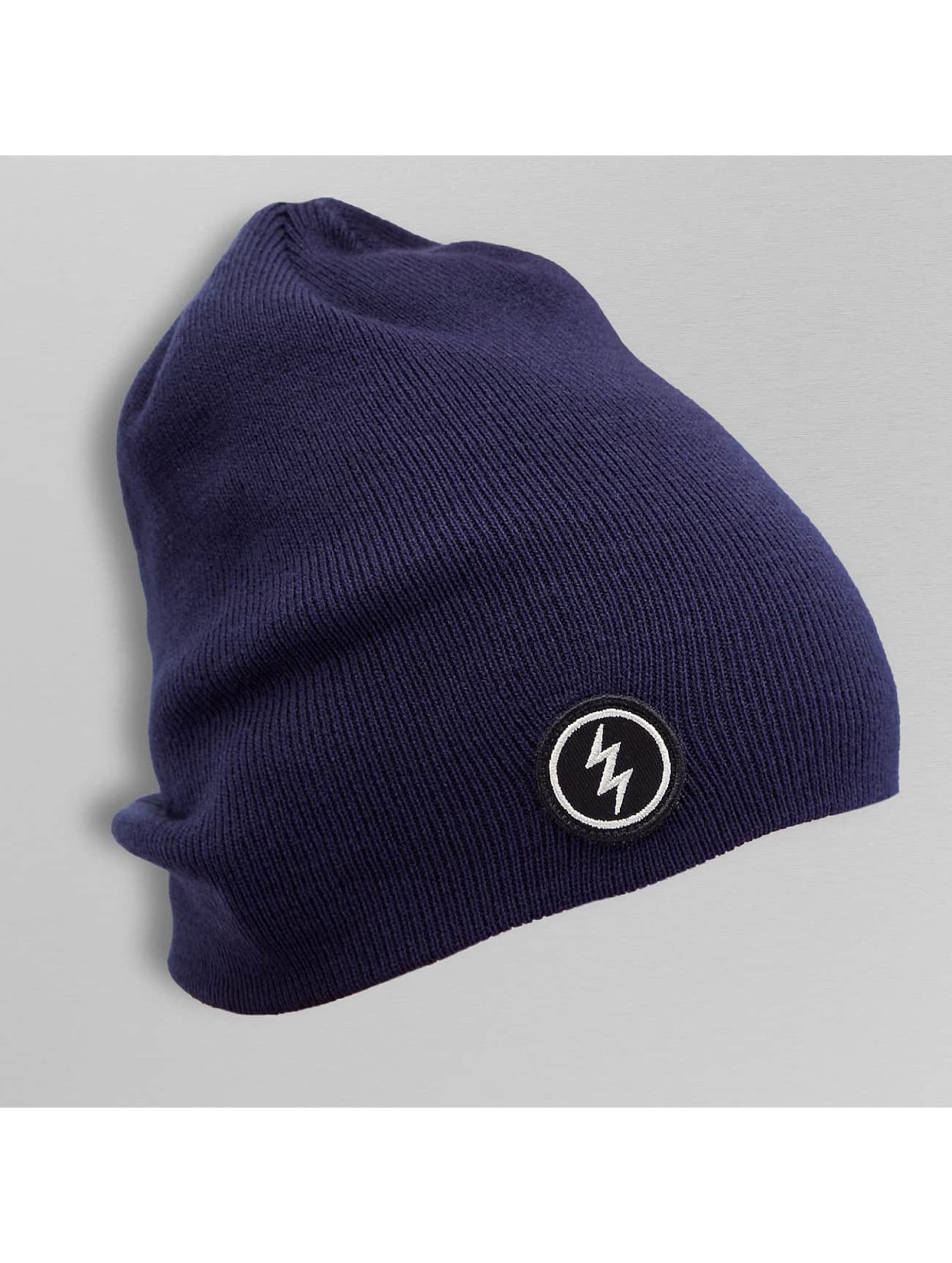 Electric Beanie CO. blauw