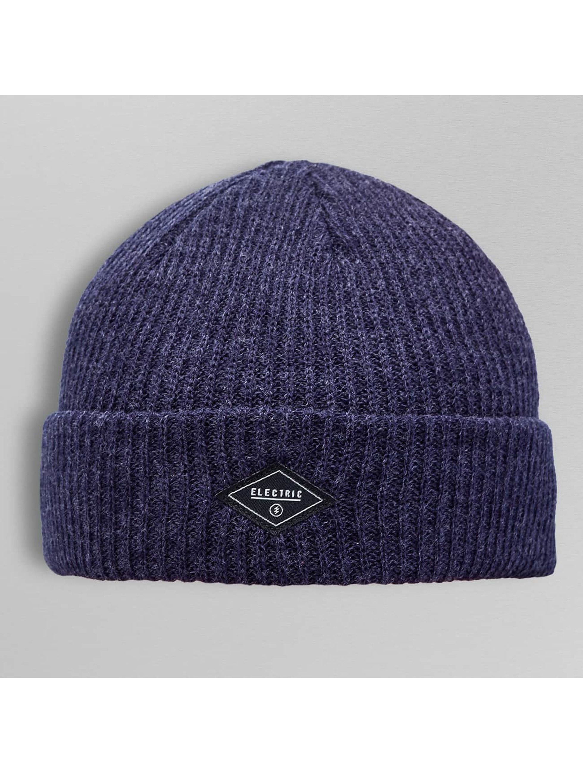 Electric Beanie POLK II blue