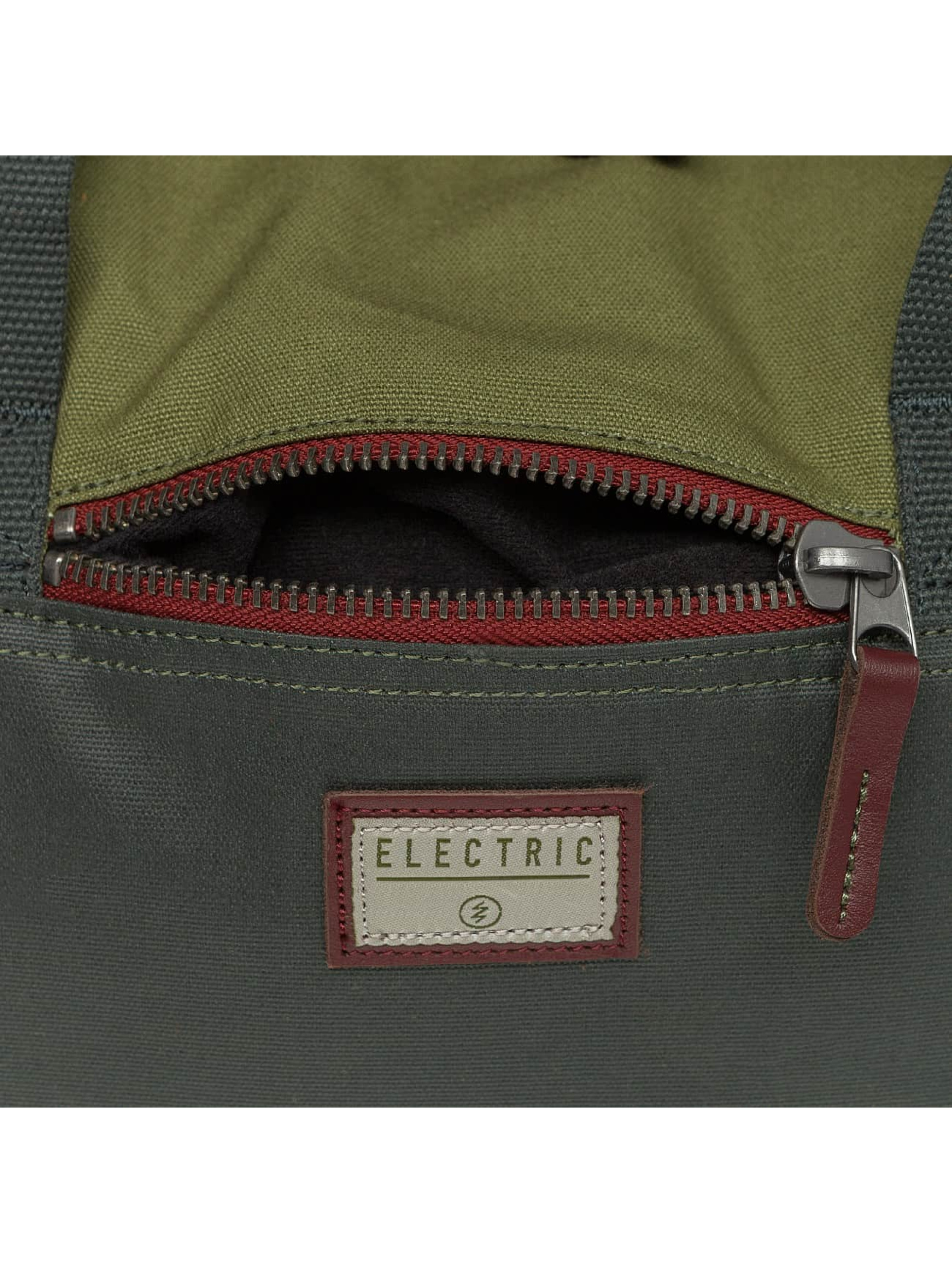 Electric Bolso BRIEF negro