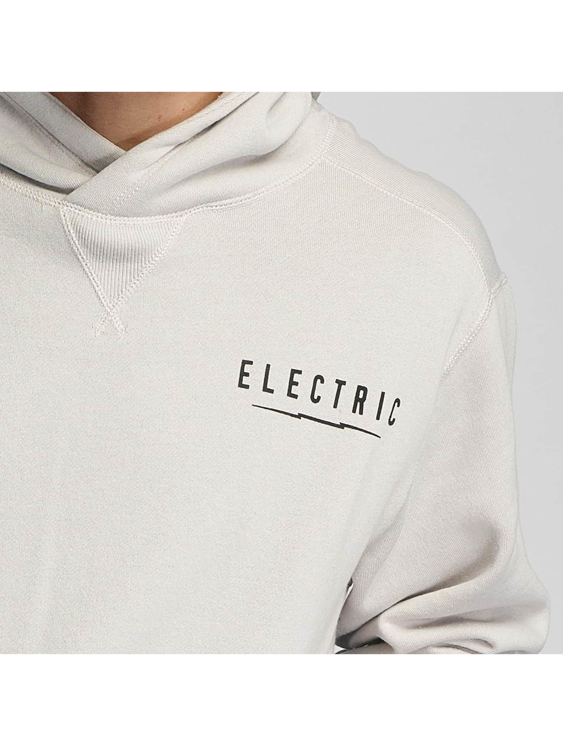 Electric Felpa con cappuccio UNDERVOLT II grigio