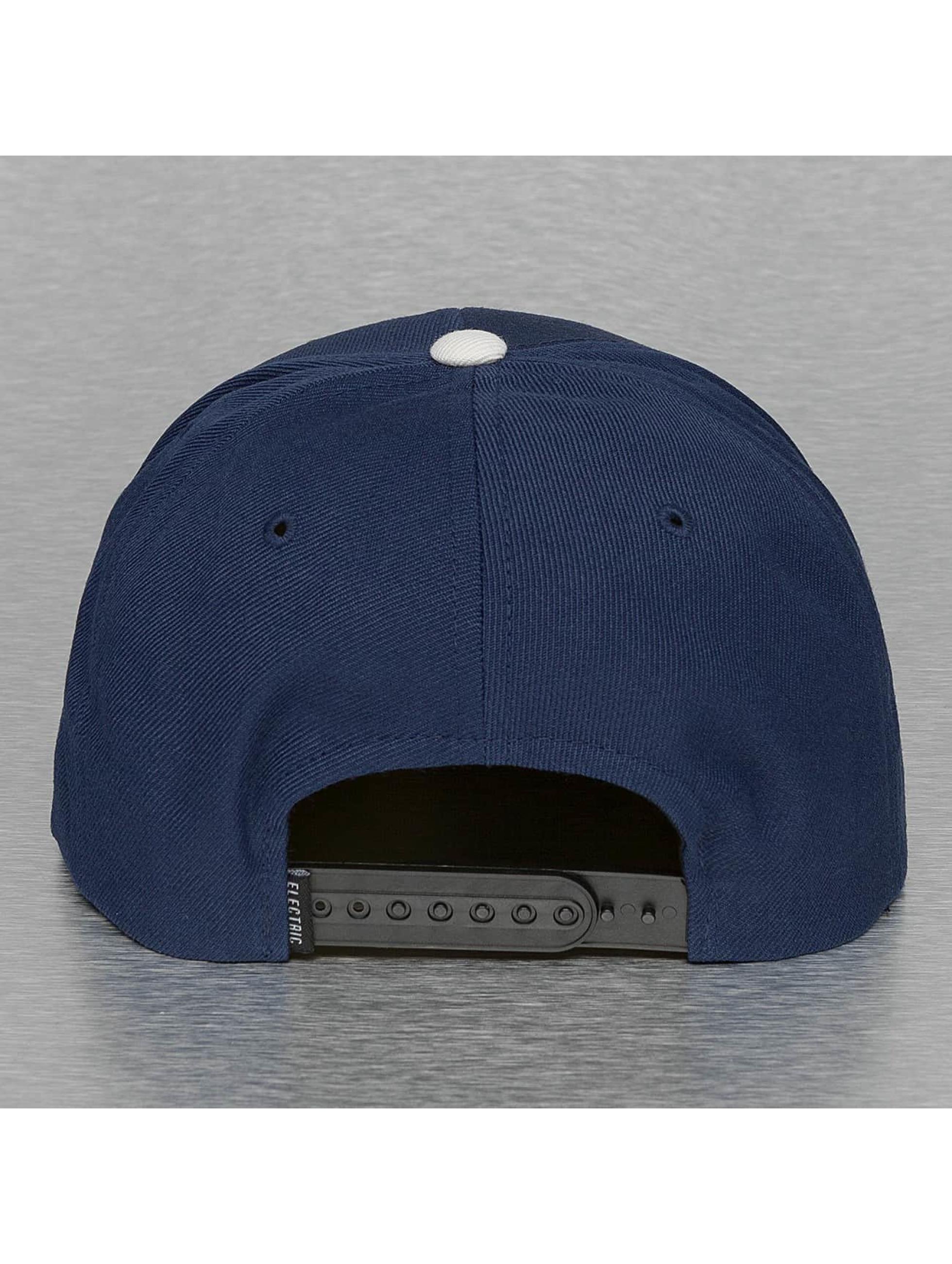 Electric Gorra Snapback VOLT azul