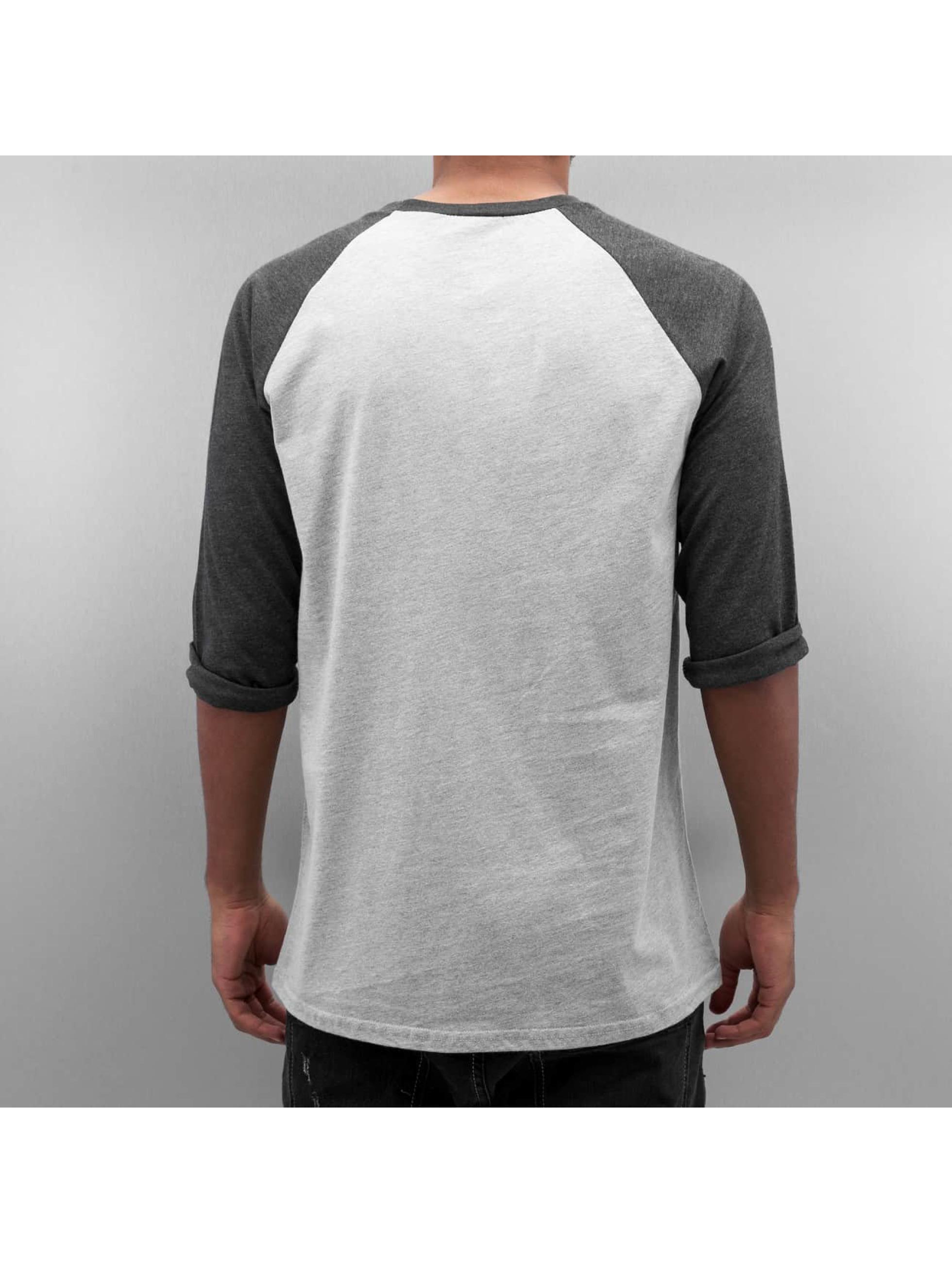Electric Maglietta a manica lunga HESSIAN 3/4 grigio