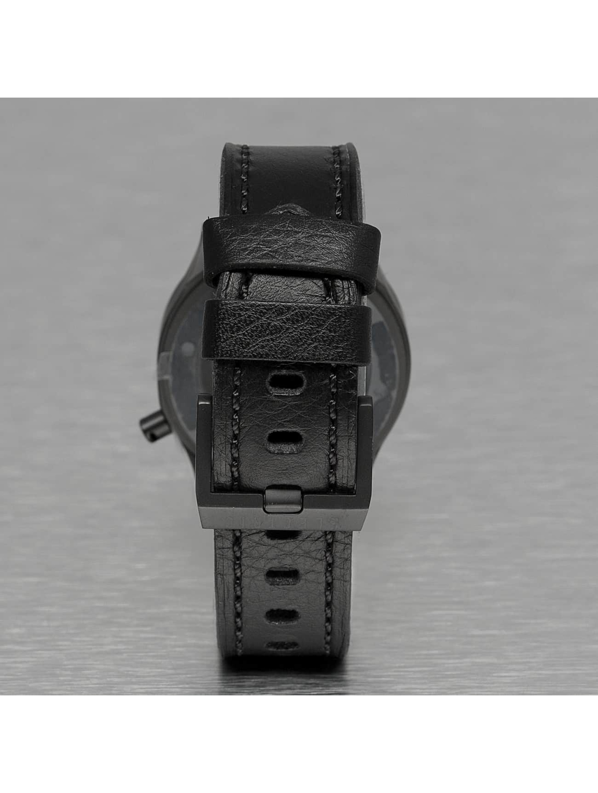 Electric Orologio FW03 Leather nero