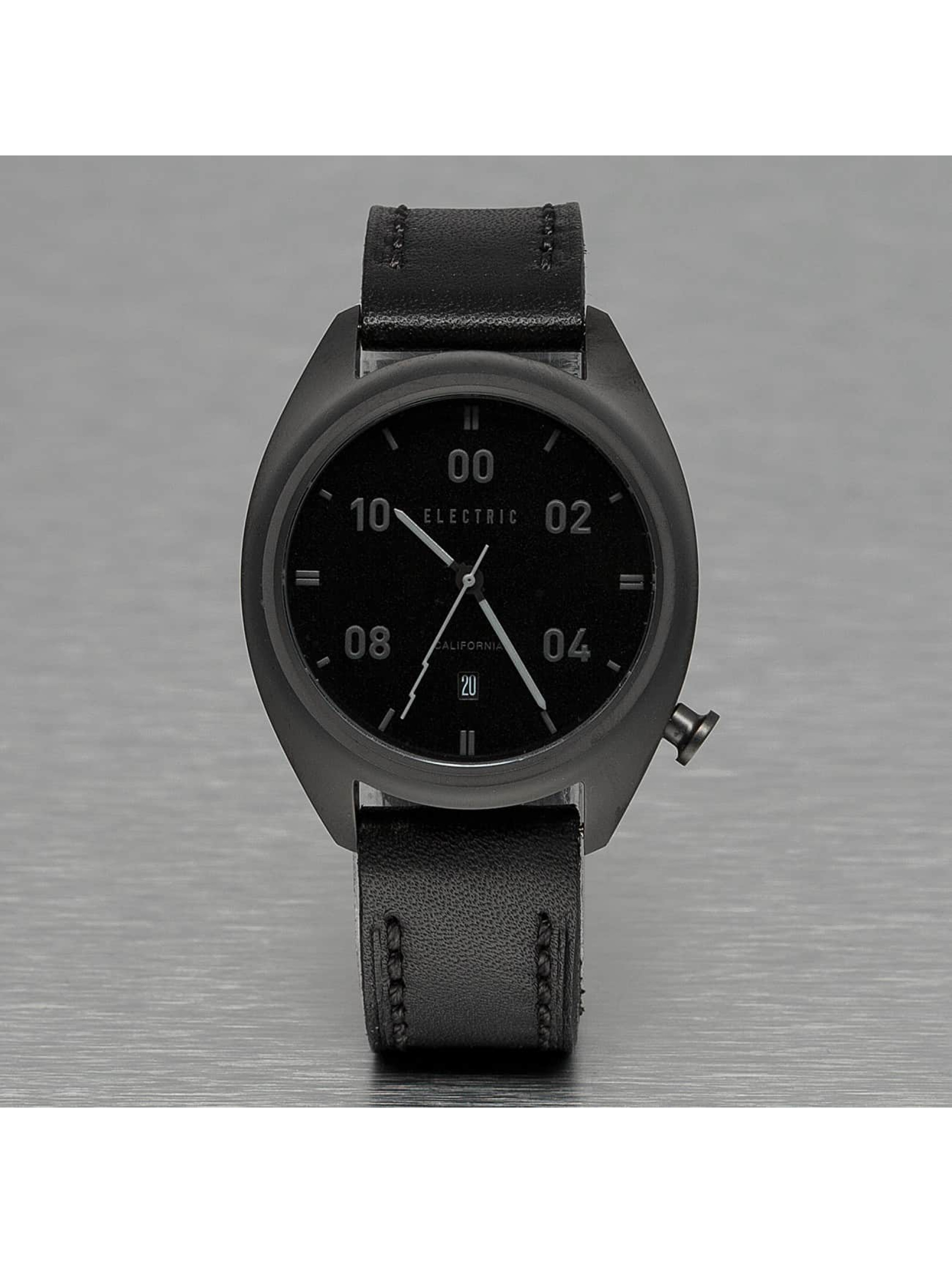Electric Orologio OW01 Leather nero