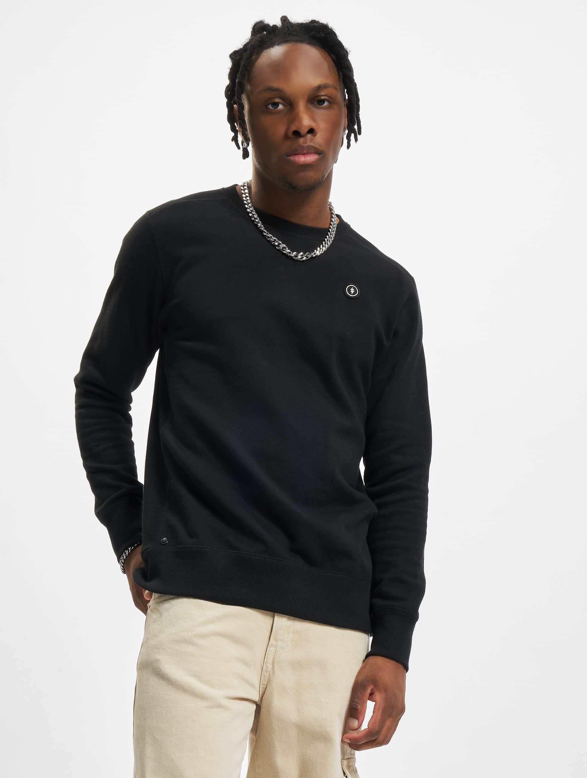 Electric Pullover VOLT schwarz