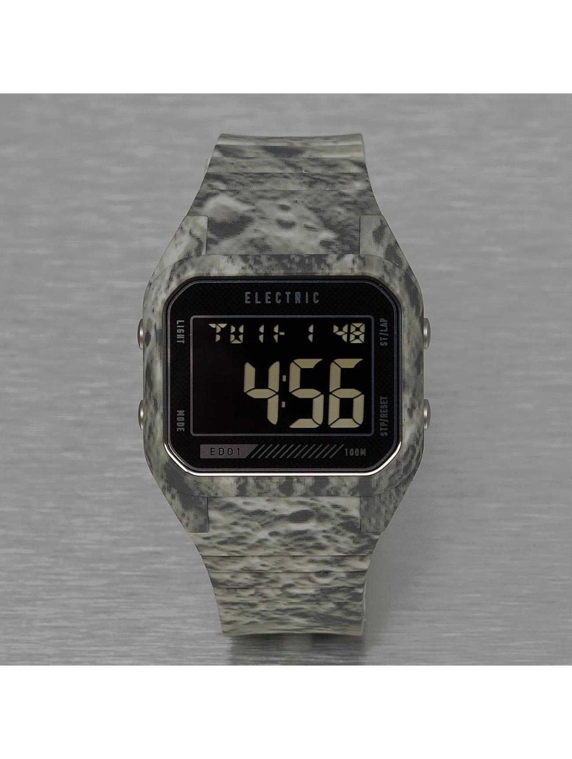 Electric Reloj ED01 PU gris