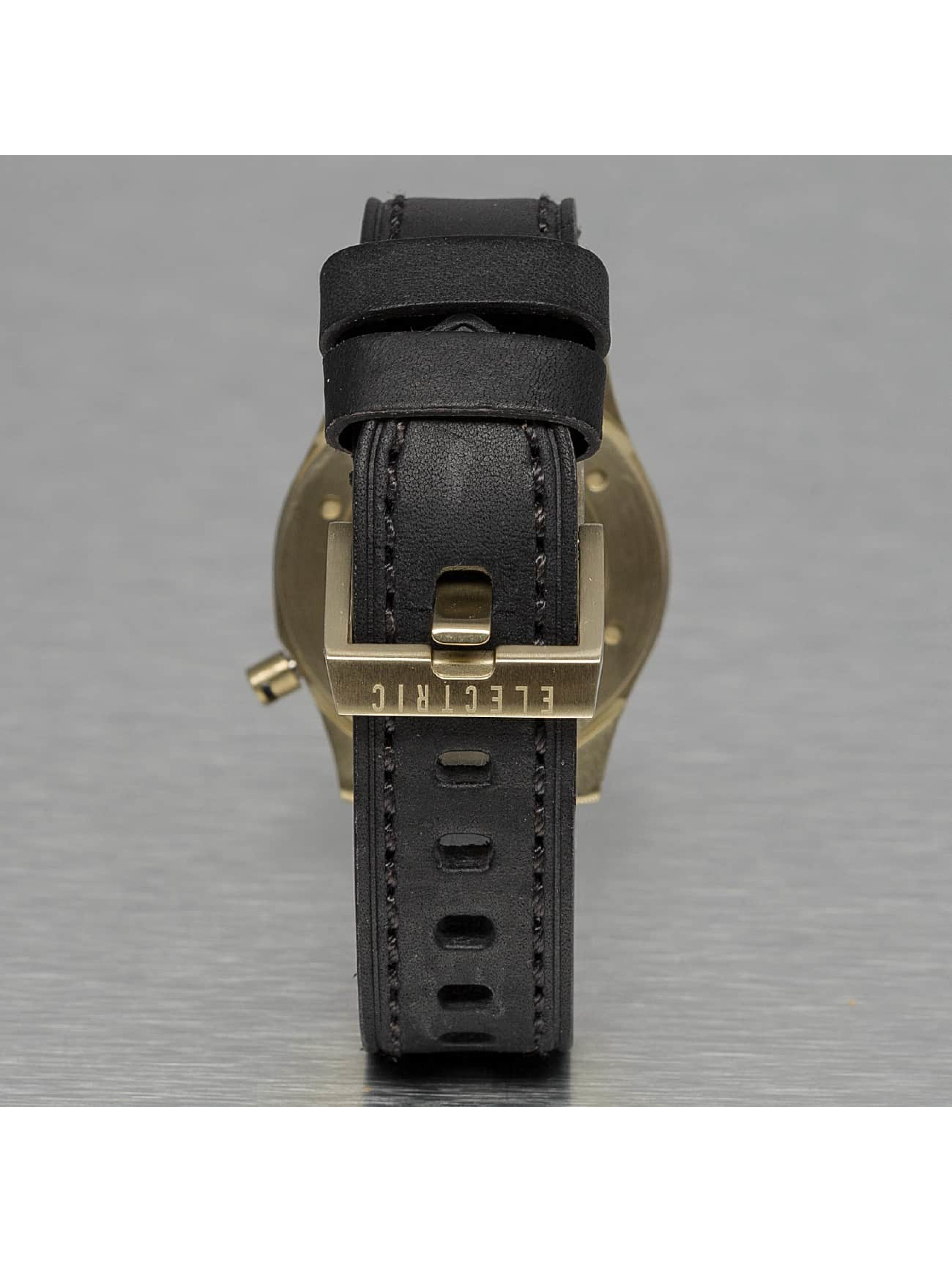 Electric Reloj FW03 Leather negro