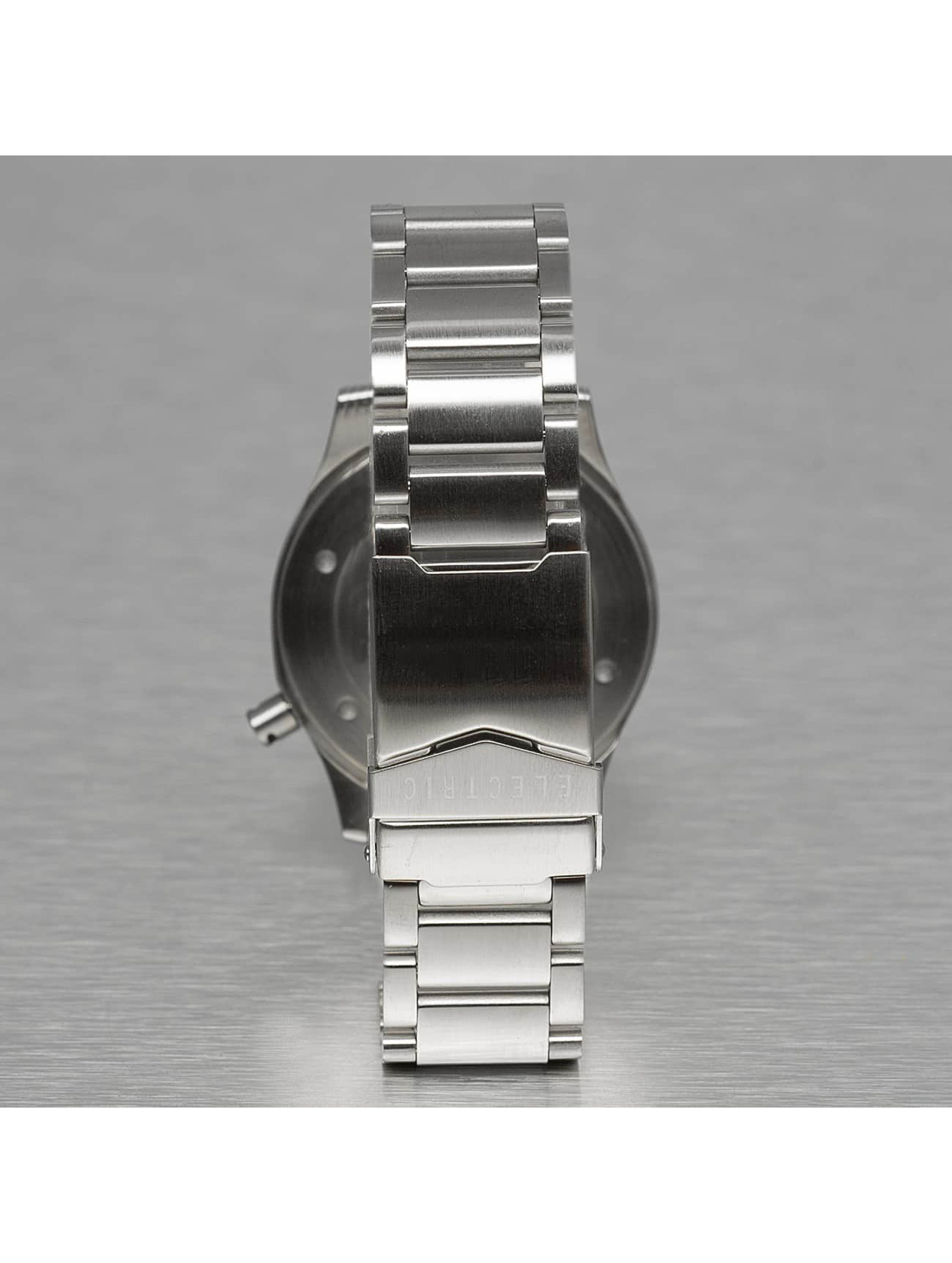 Electric Reloj FW01 Stainless Steel plata