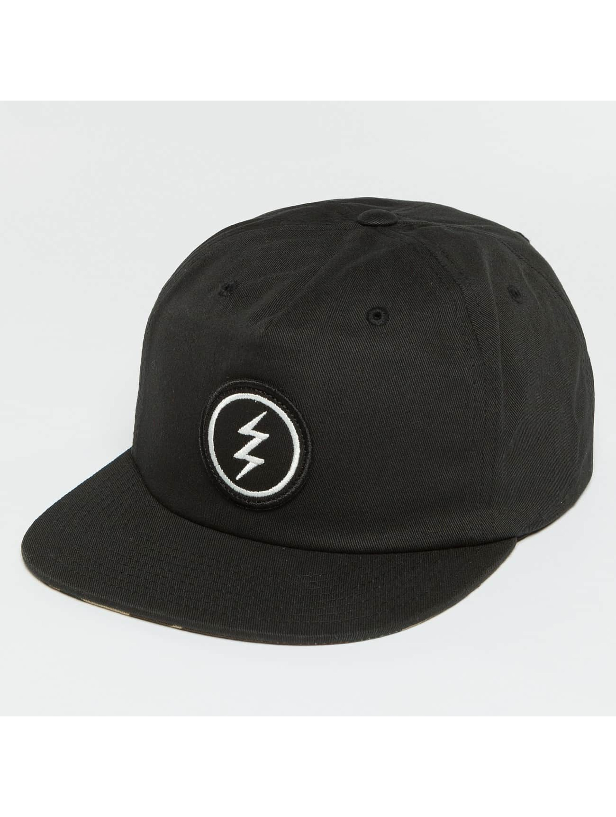 Electric Snapback Cap NEW UNIFORM nero