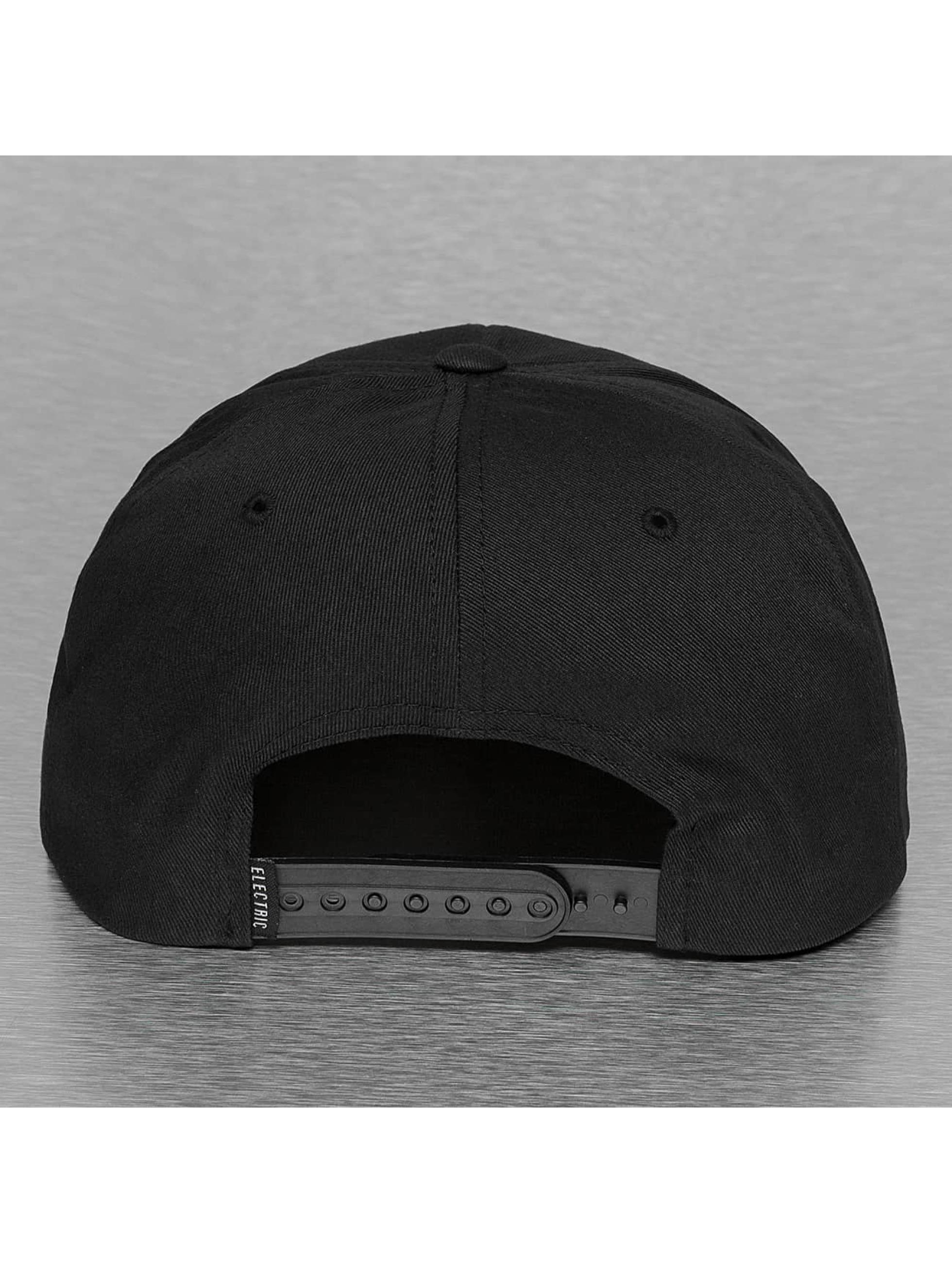 Electric Snapback Cap IDENTITY CORP nero