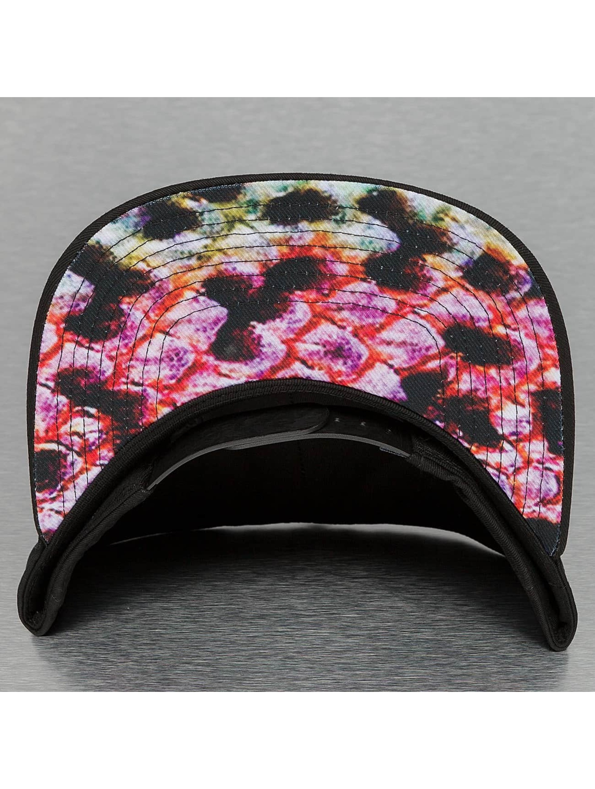 Electric Snapback Cap PRINT PACK nero