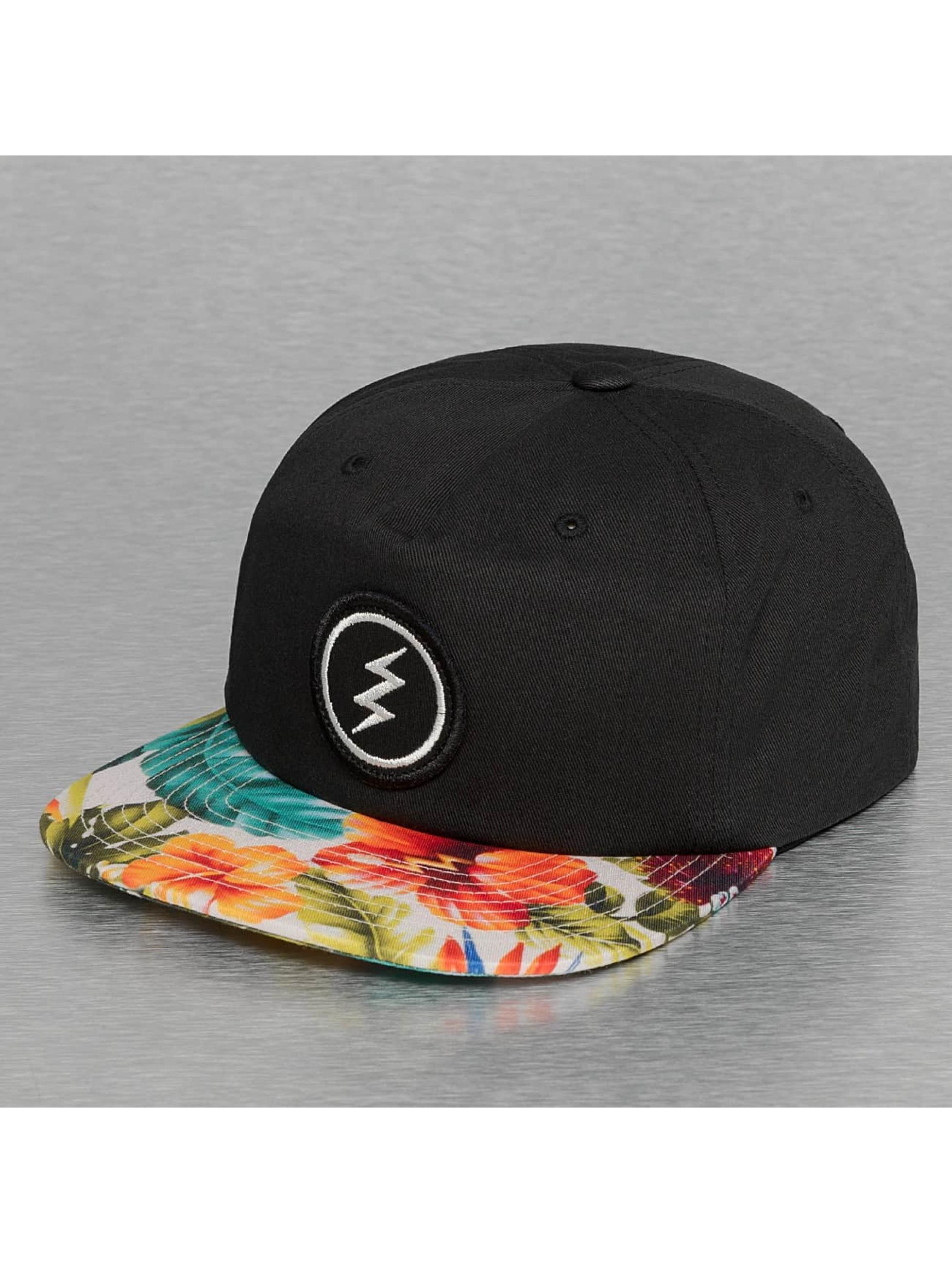 Electric Snapback Cap NEW UNIFORM schwarz